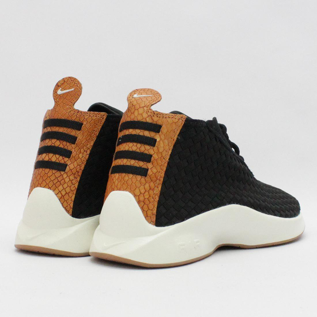 innovative design 15587 66440 Lyst - Nike Trainers Nike Air Woven Boot Black 924463 002 in