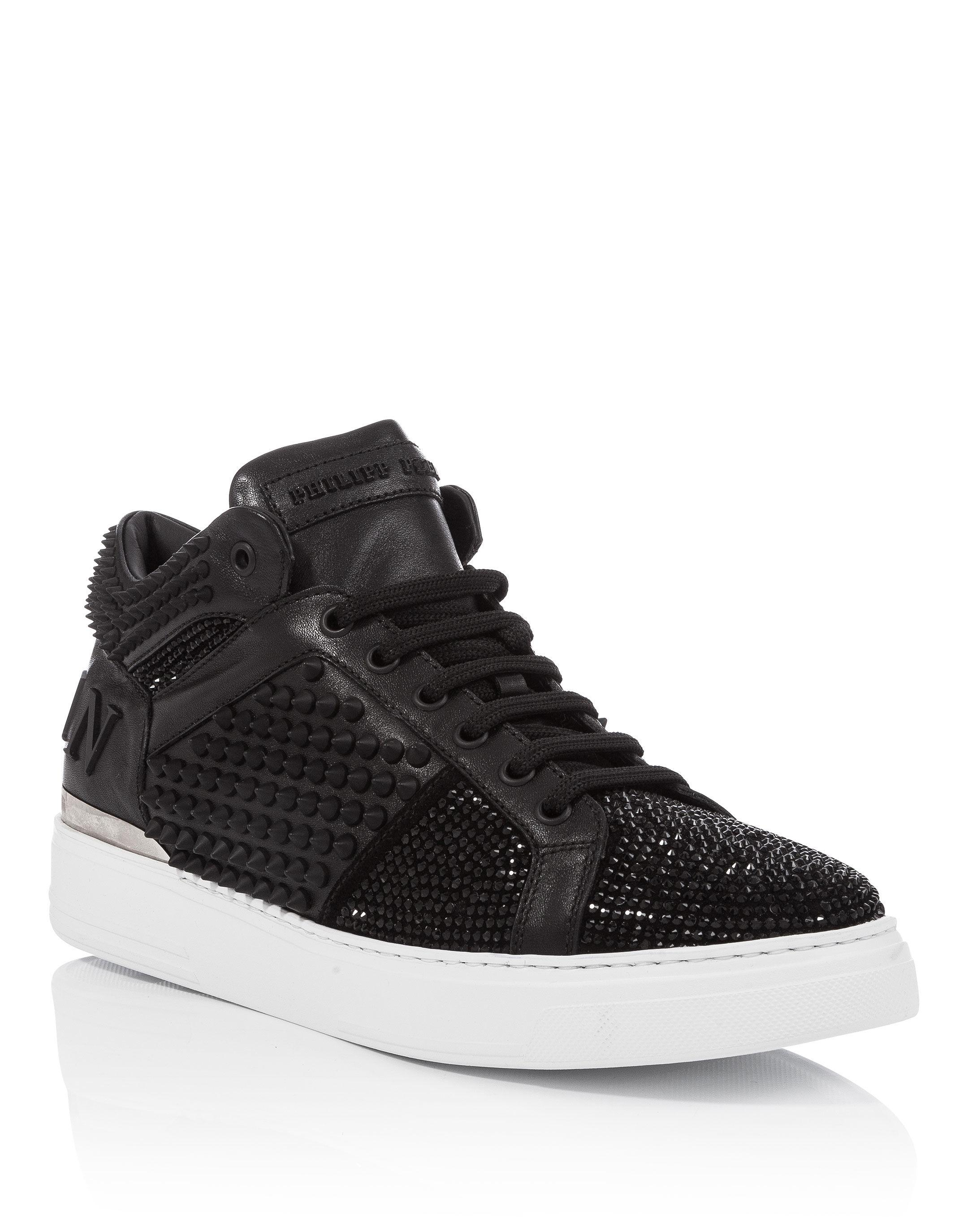 Philipp Plein Full Of Crystal sneakers DVmq5wBe