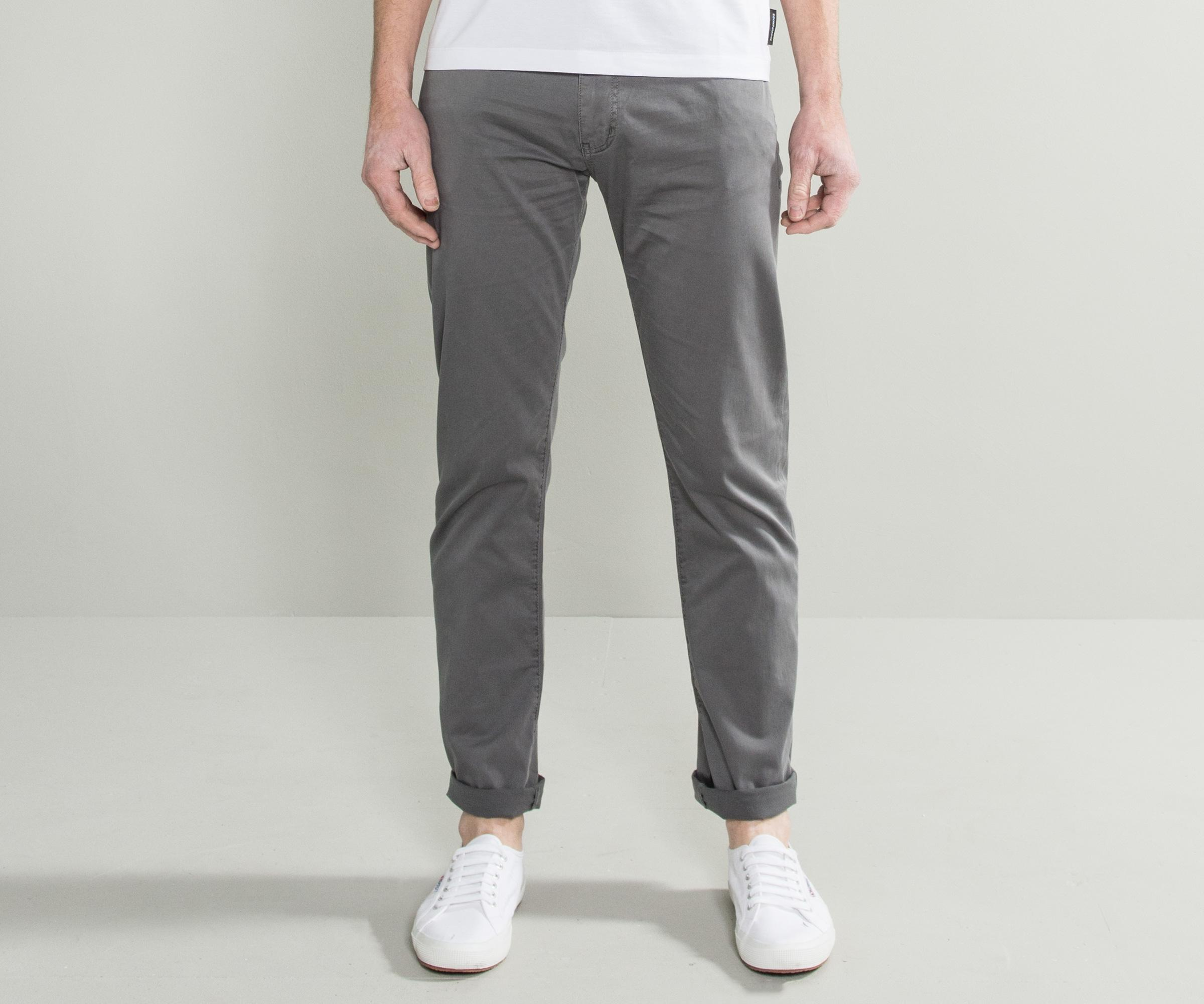 For Chino Slim Fit Jean Armani Emporio Men In Lyst Grey Gray 'j45' g6vYyb7f