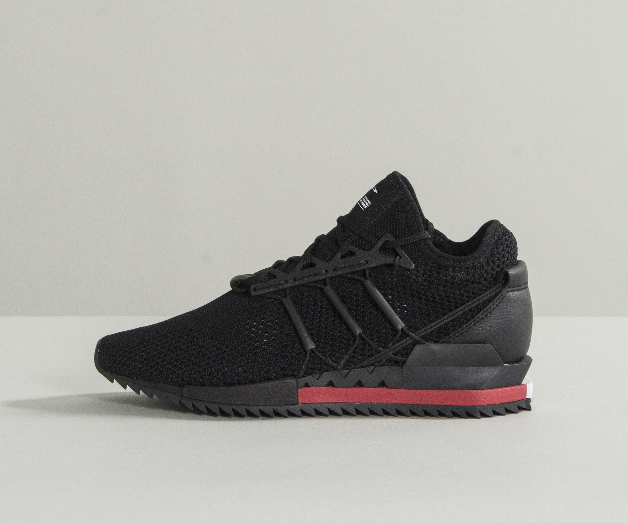 4d335291e Lyst - Y-3  harigane  Prime Knit Trainers Black in Black for Men