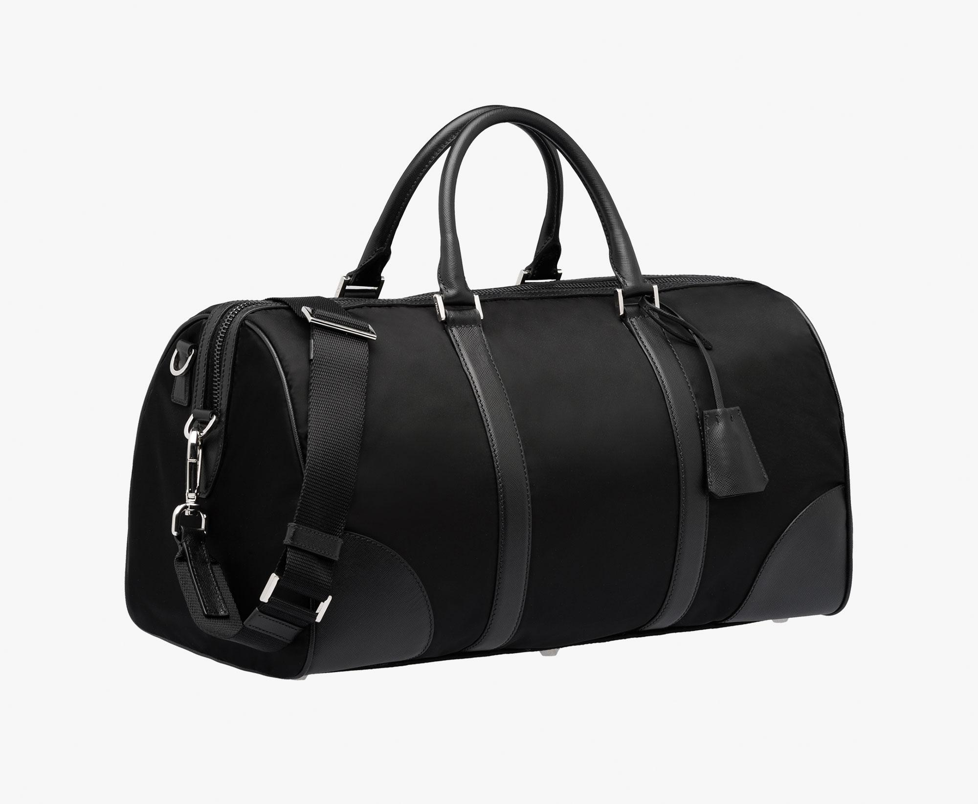 b41b9bbeb991 Gallery. Previously sold at: Modes, Prada · Men's Weekend Bags