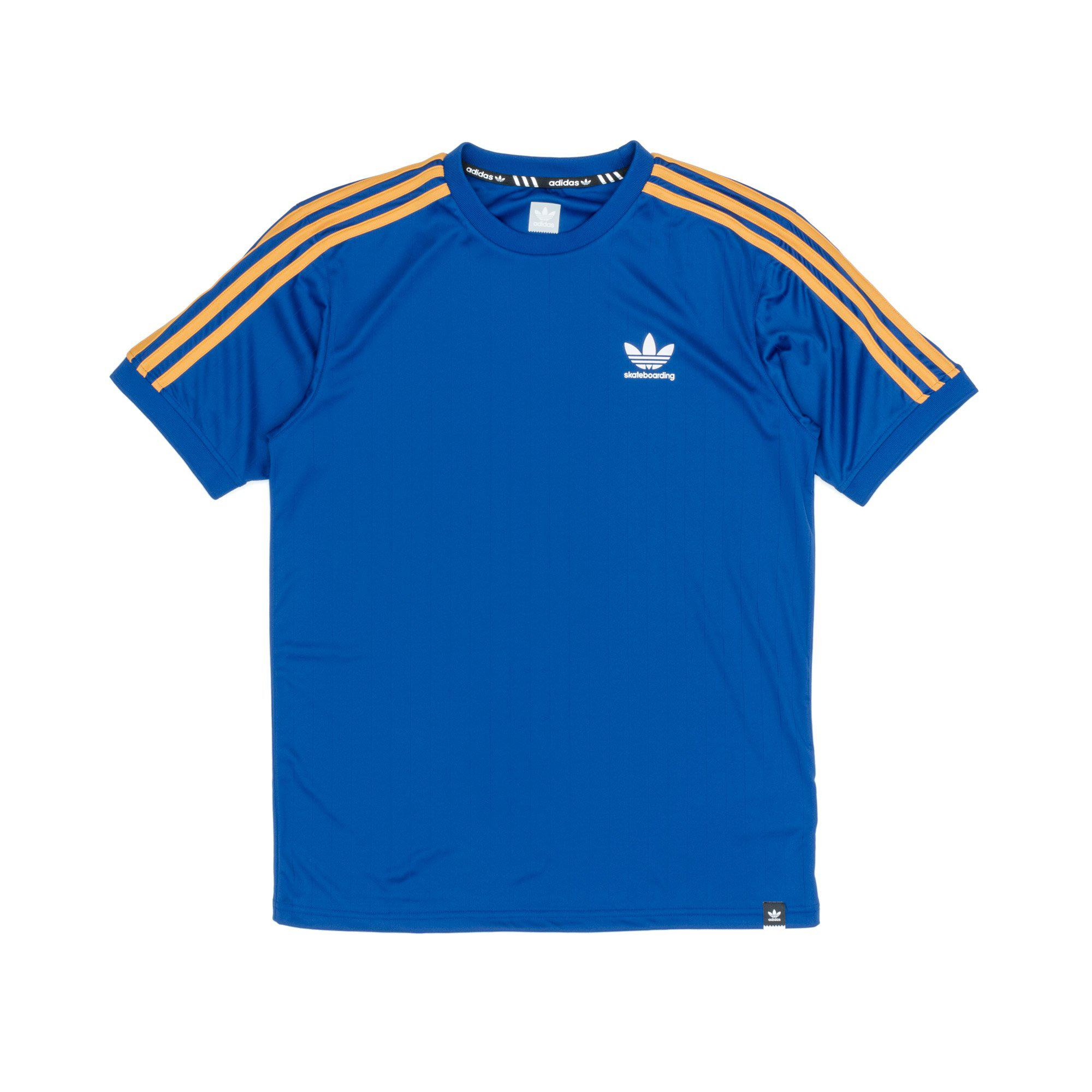872f1574 adidas Clima Club Jersey T-shirt in Blue for Men - Lyst