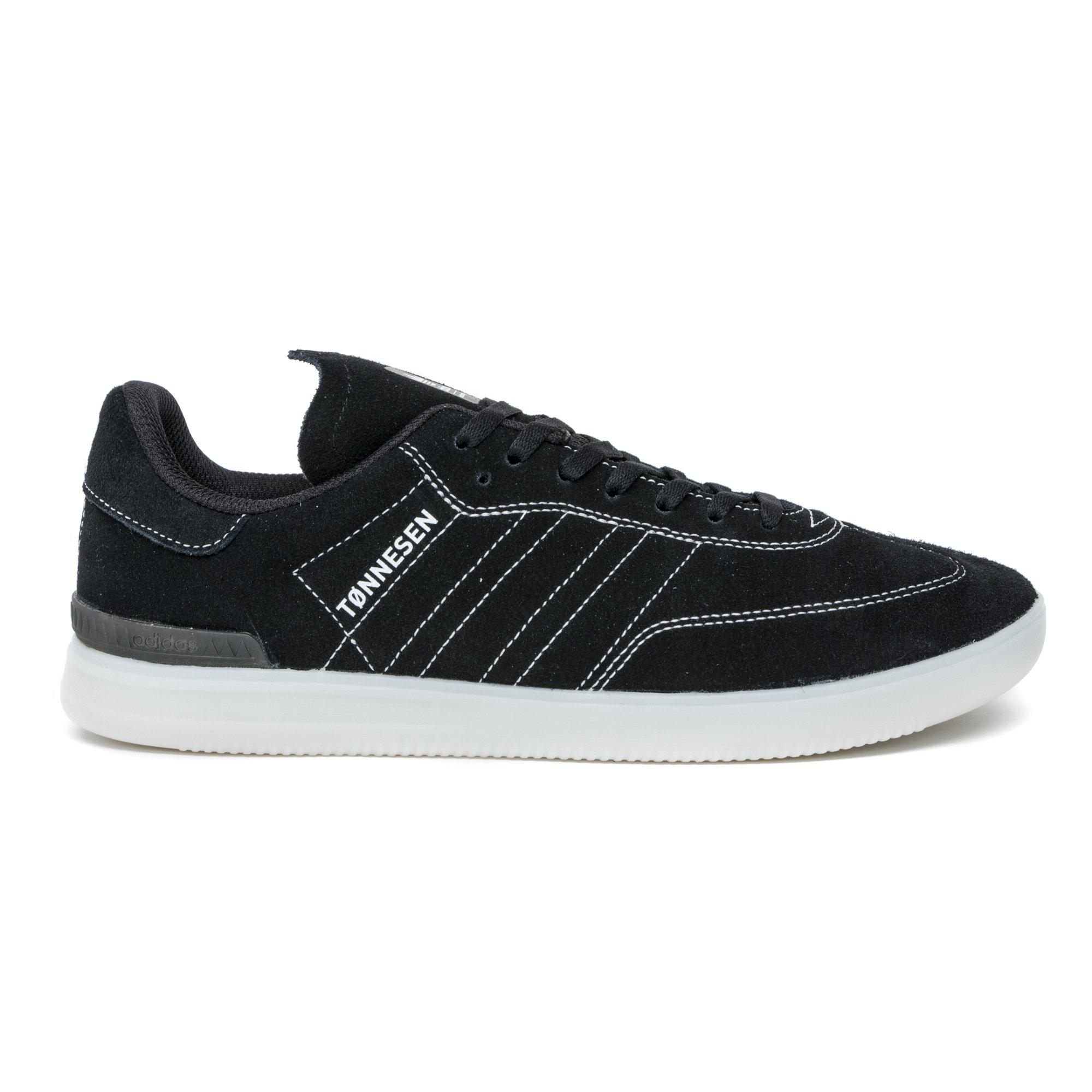 premium selection 8507f 8a8fd Adidas - Black Samba Adv Shoes for Men - Lyst. View fullscreen