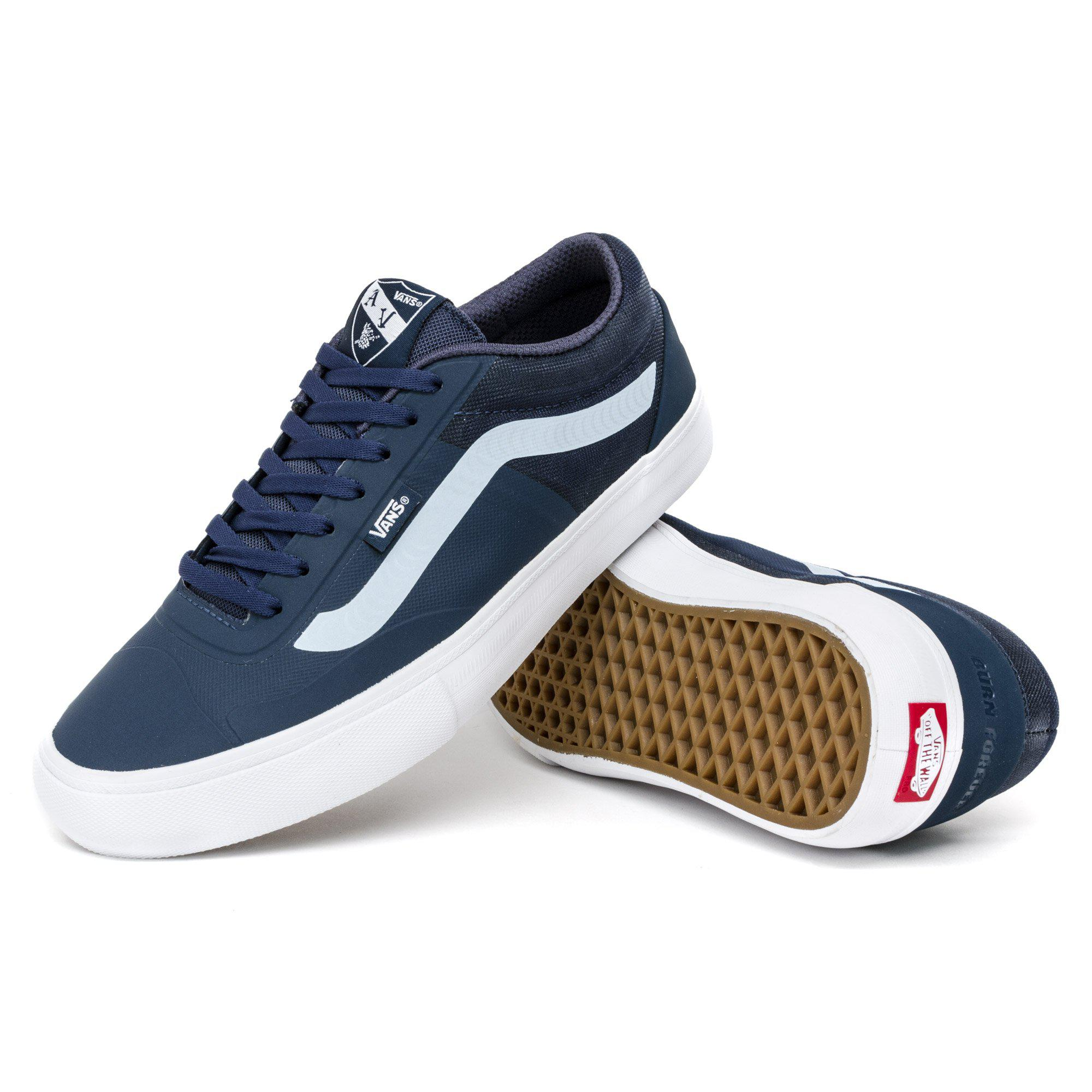 ad341cdb6dcc Lyst - Vans X Spitfire Av Rapidweld Shoes in Blue for Men