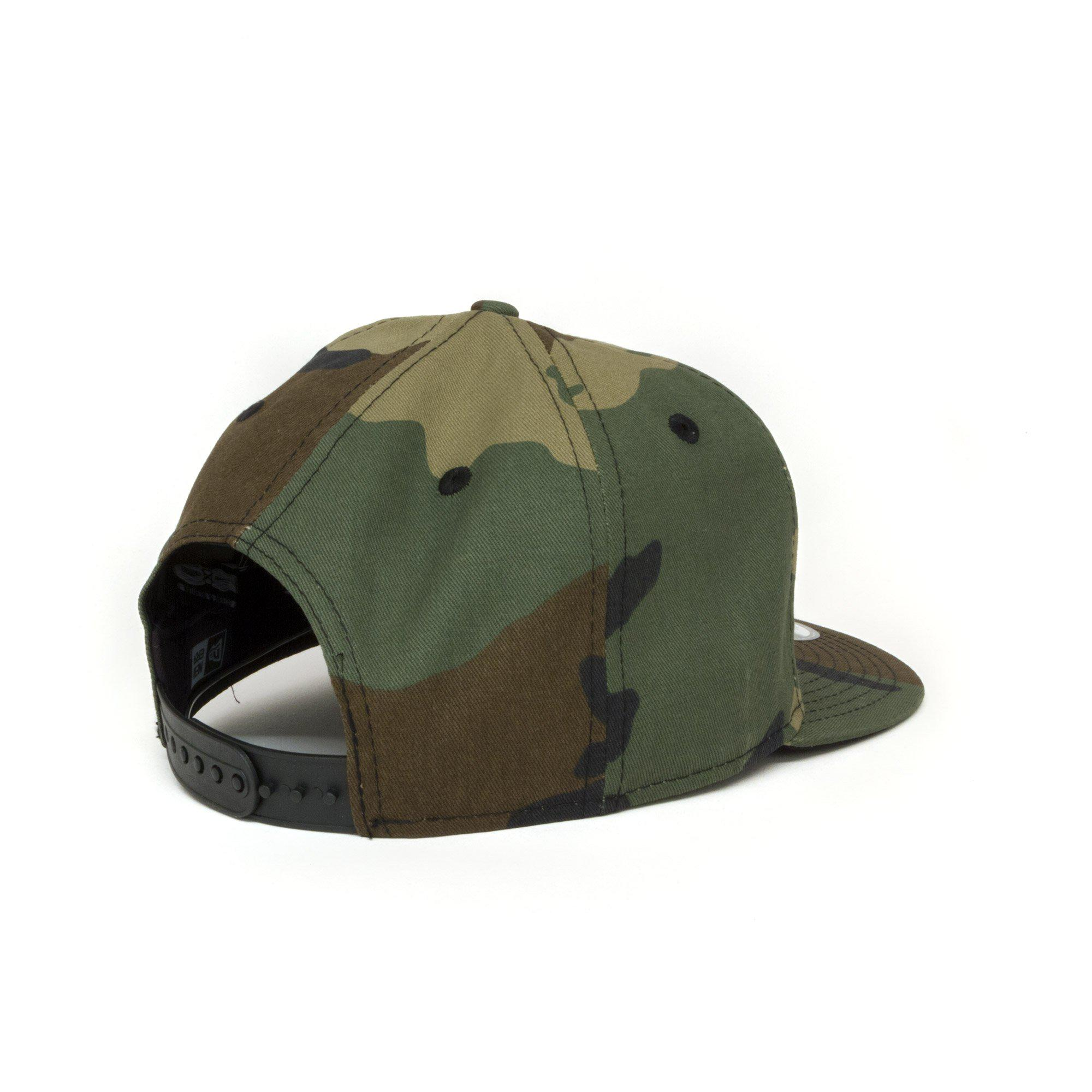 074b60b2046 KTZ - Green New England Patriots 9fifty Camo Cap for Men - Lyst. View  fullscreen