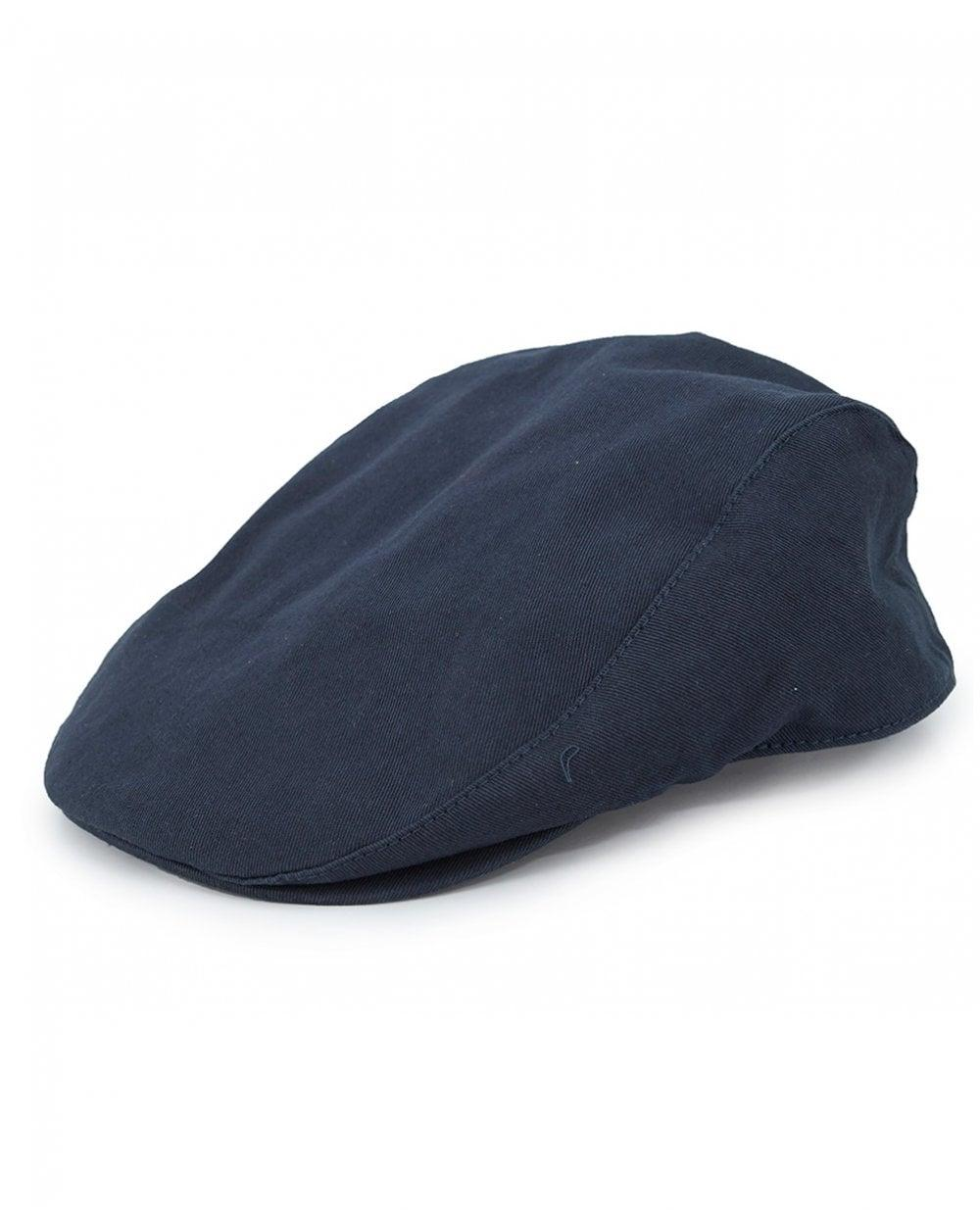6d1901c3a7e Lyst - Barbour Finnean Flat Cap in Blue for Men