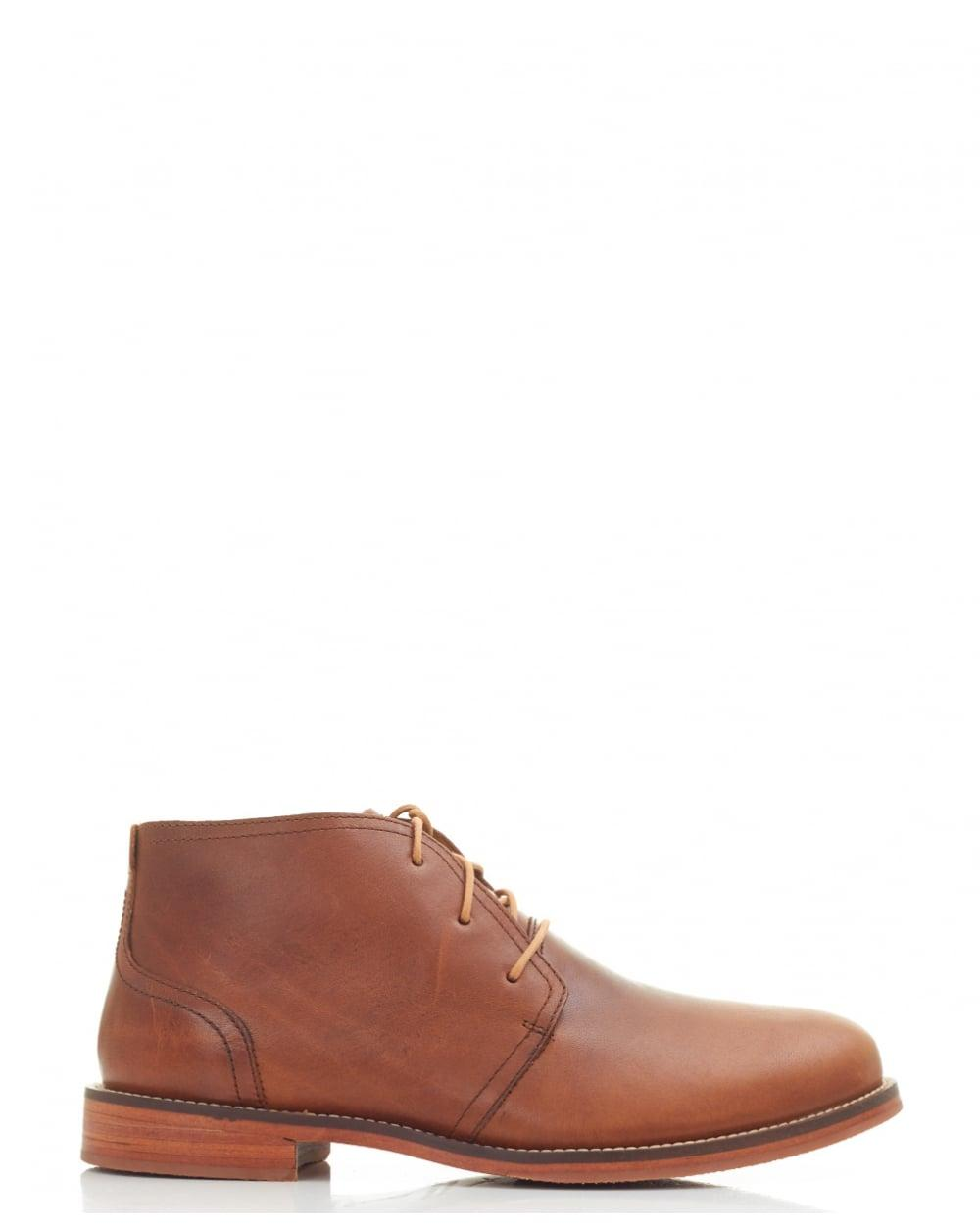 j shoes monarch desert boots in brown for lyst