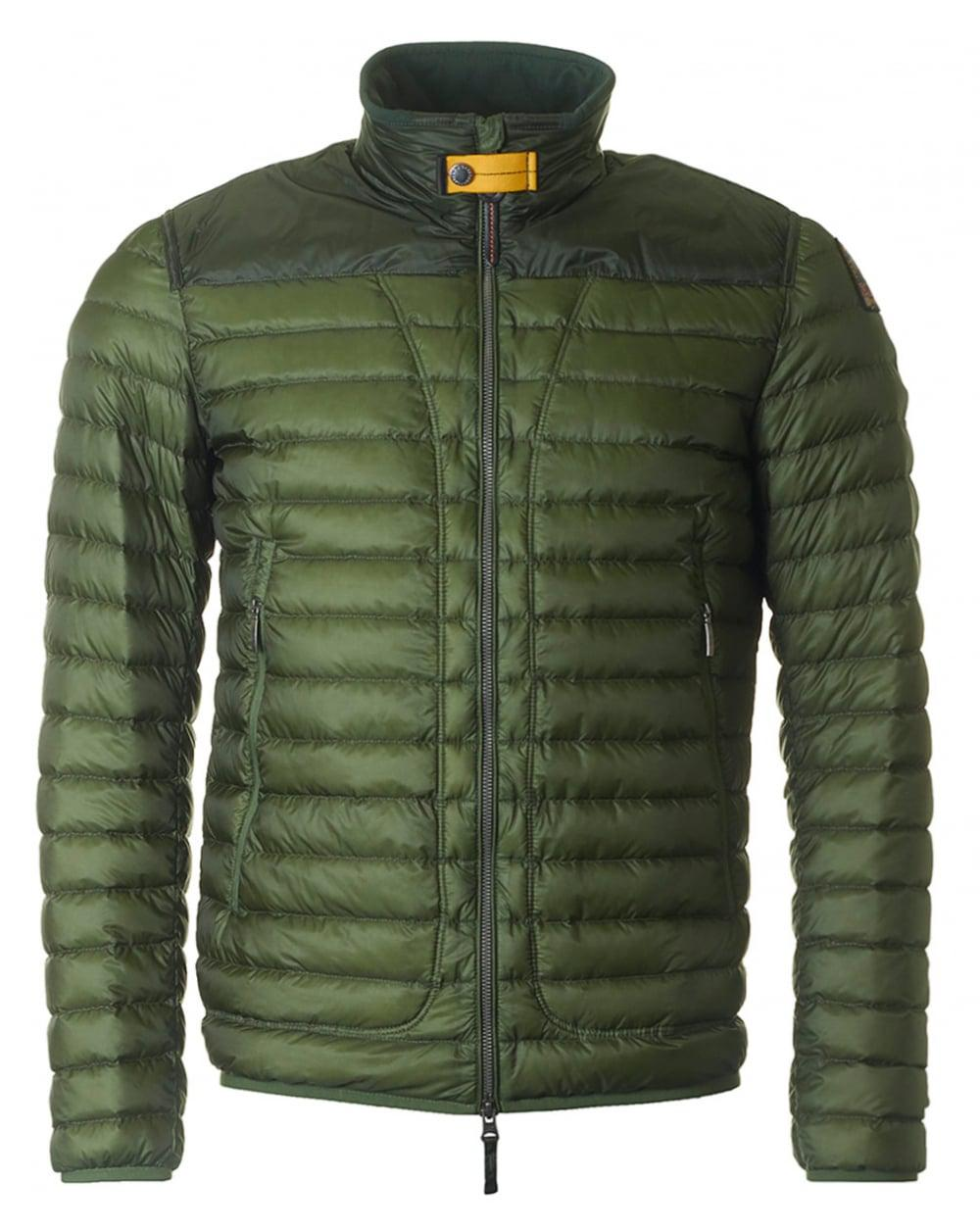 Parajumpers. Men's Green Arthur Lightweight Jacket