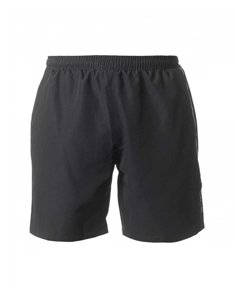 d9f8212b3e BOSS by Hugo Boss Perch Swim Shorts in Black for Men - Lyst