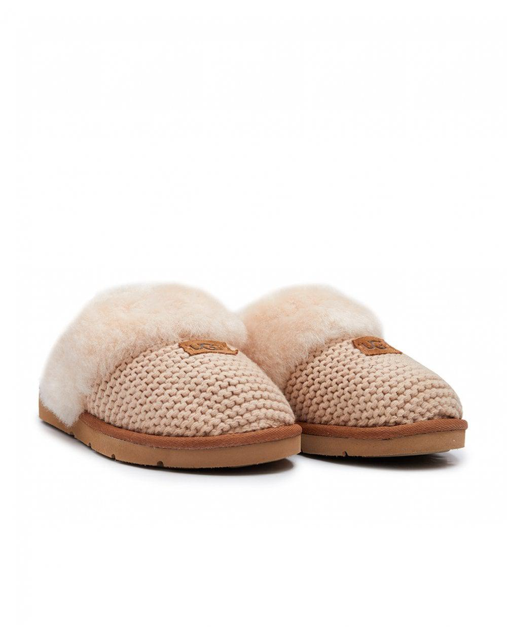 Lyst Ugg Cozy Knit Slippers