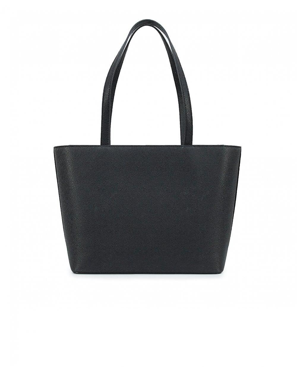f7051683dfbd Lyst - Ted Baker Core Bow Shopper Bag in Black