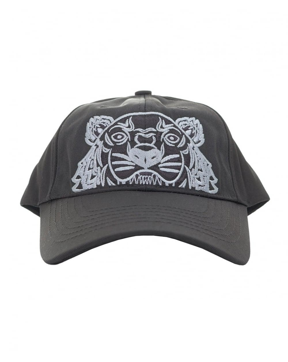 1bfd3e20106 KENZO Tiger Cap in Black for Men - Save 50% - Lyst