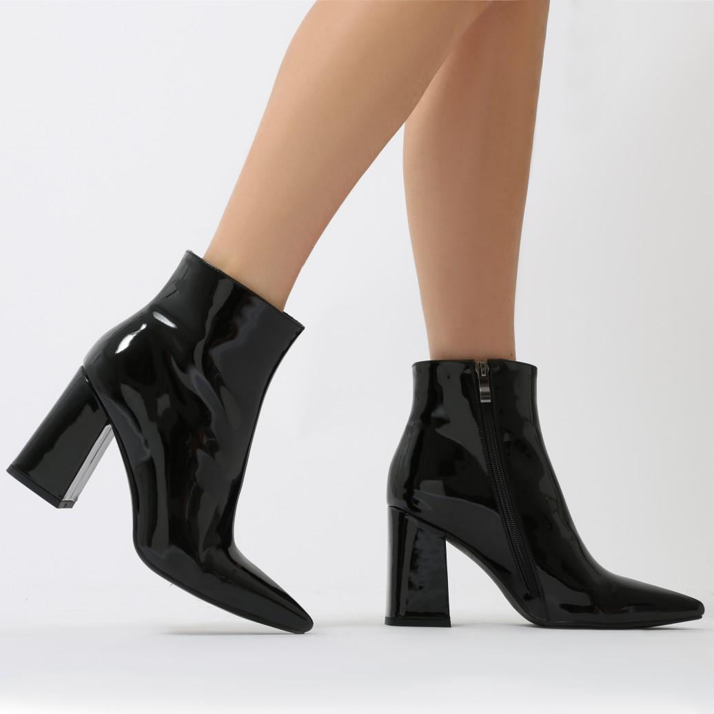 Public Desire CRAZE - High heeled ankle boots - black FNlXlx