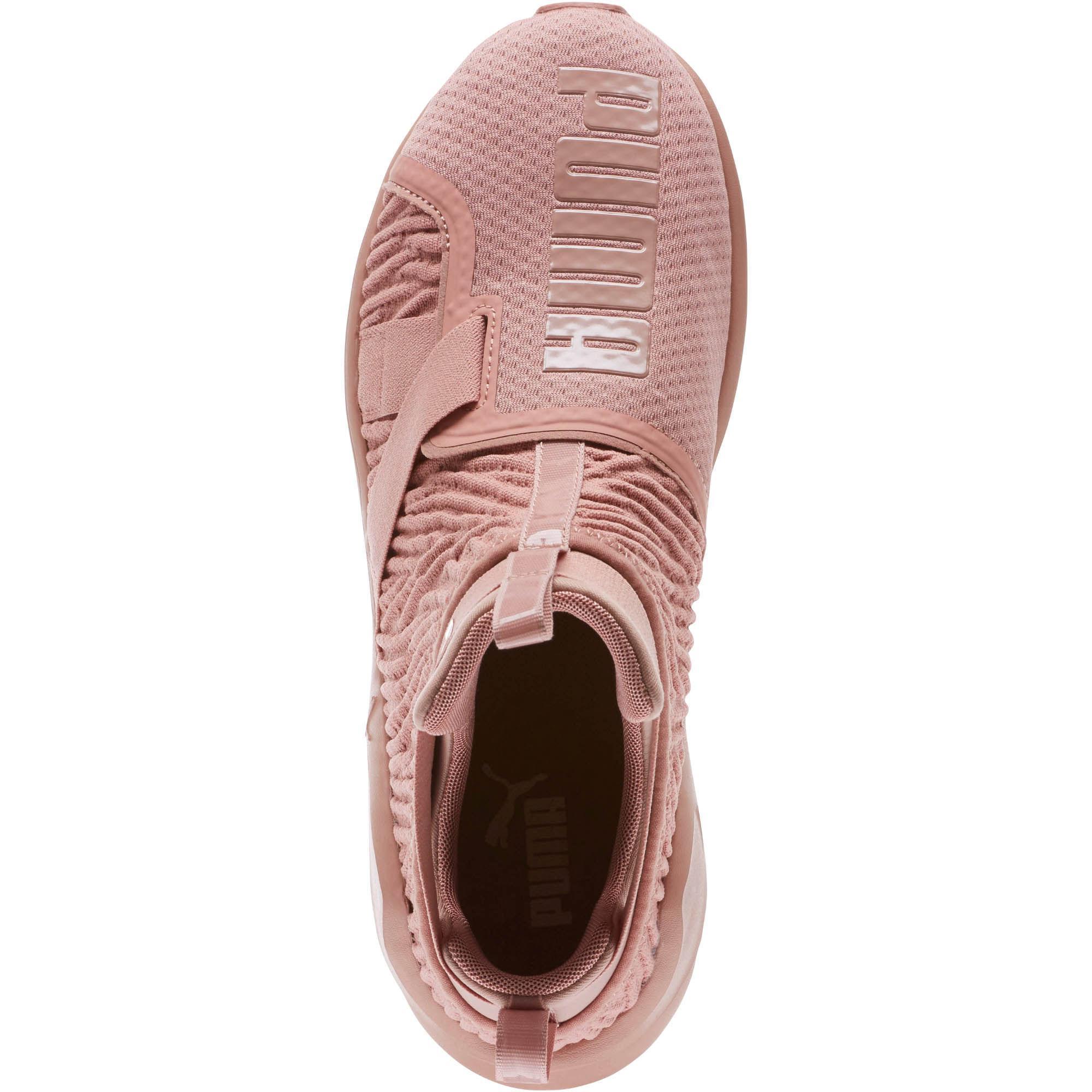 1aad21d9e12a0a Lyst - PUMA Fierce Strap Hypernature Women s Training Shoes in Brown