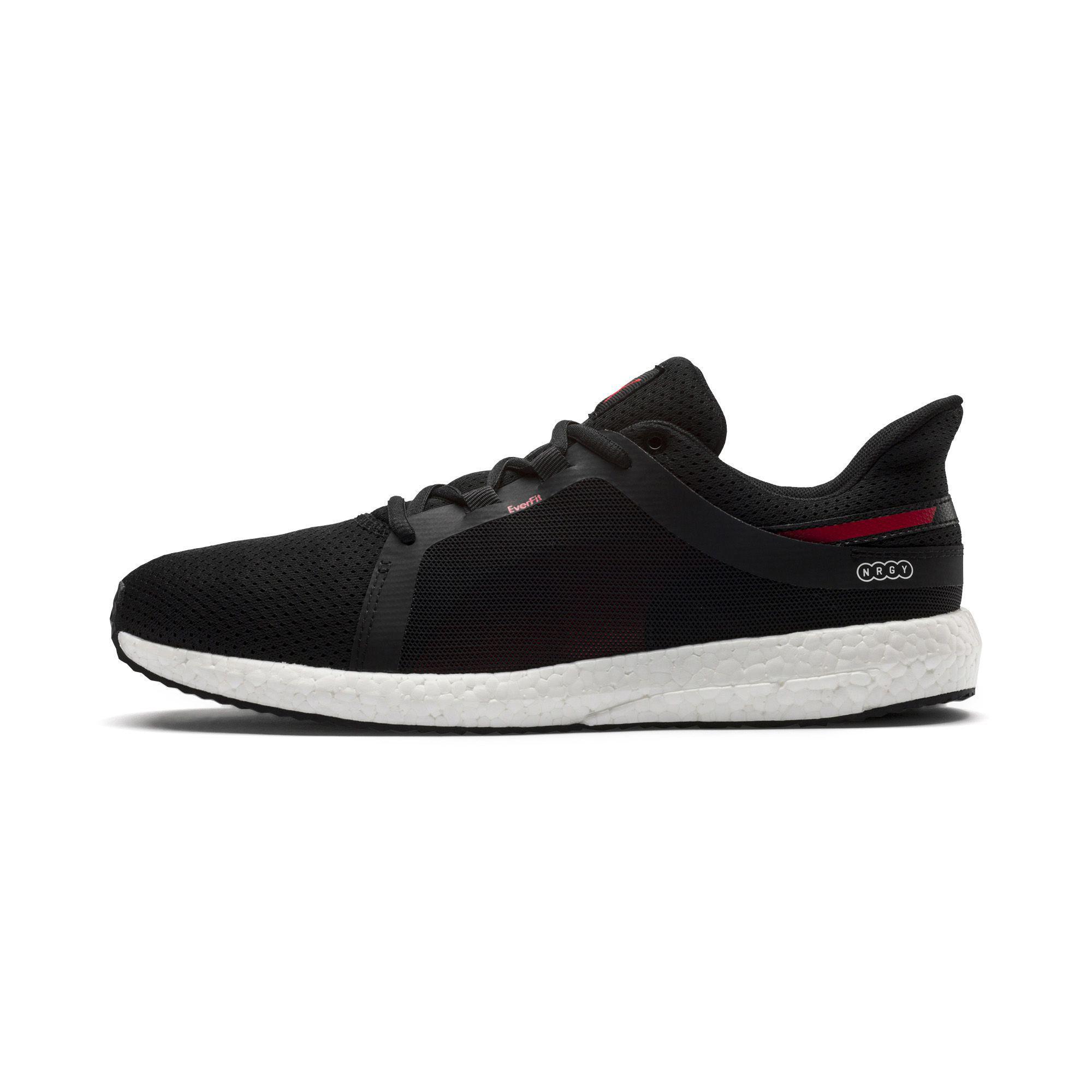 0c546d45e0ab81 Lyst - PUMA Mega Nrgy Turbo 2 Men s Running Shoes in Black for Men