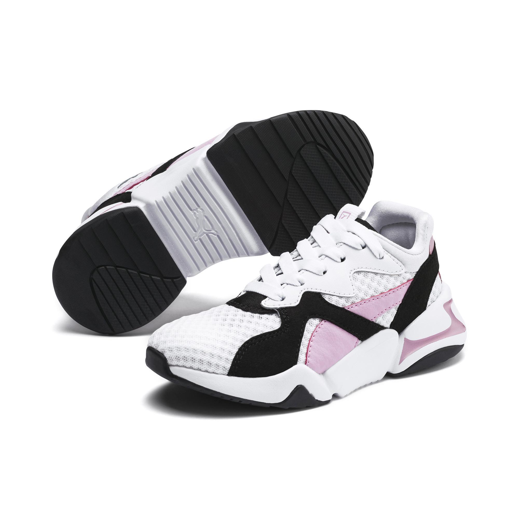 366c0547df39 Lyst - PUMA Nova  90s Bloc Sneakers Ps in Black