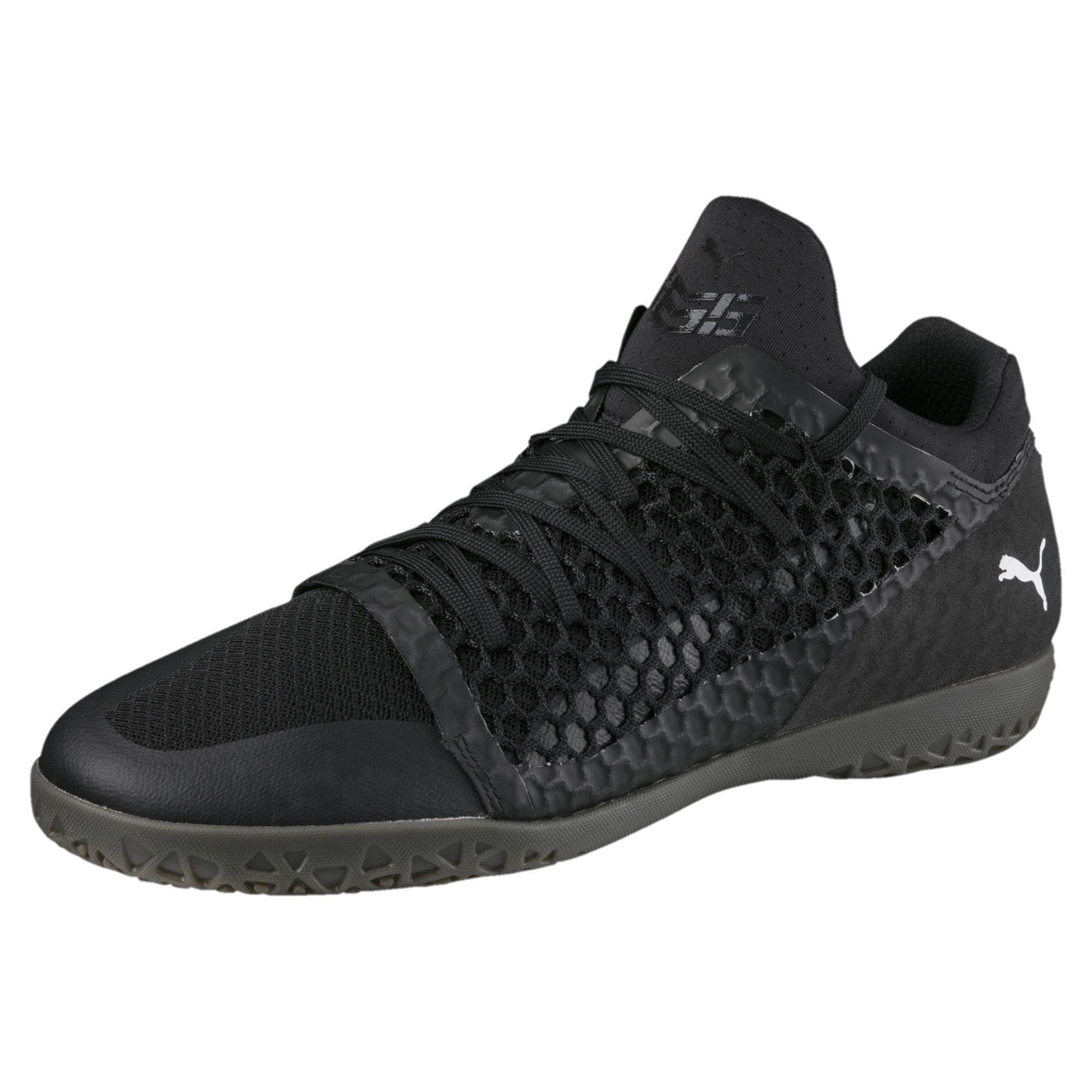 81cfd7edfeb8 Lyst - PUMA 365 Netfit Ct Men s Soccer Shoes in Black for Men