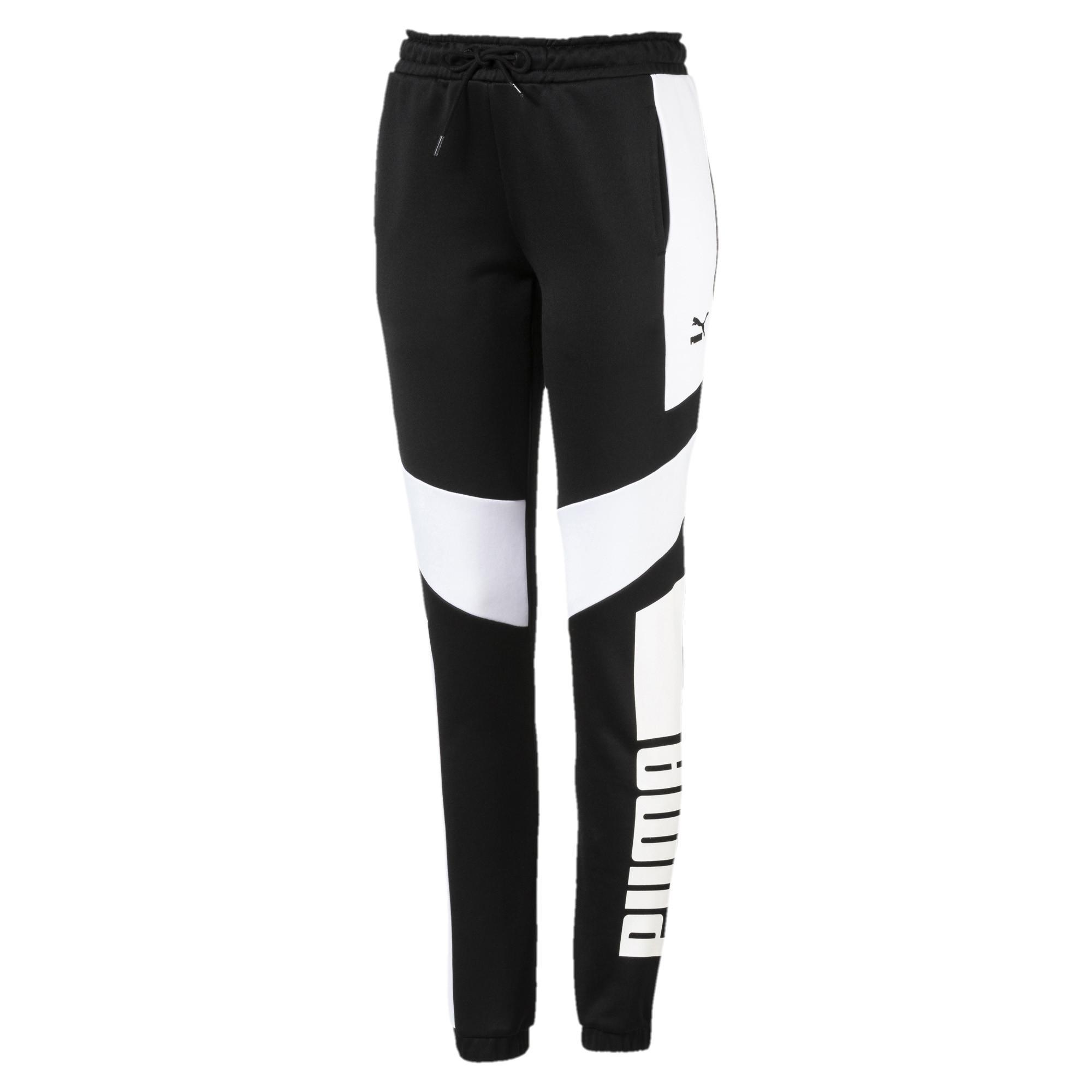 28e8ec0022230 PUMA Archive T7 Women's Pants in Black - Save 40% - Lyst