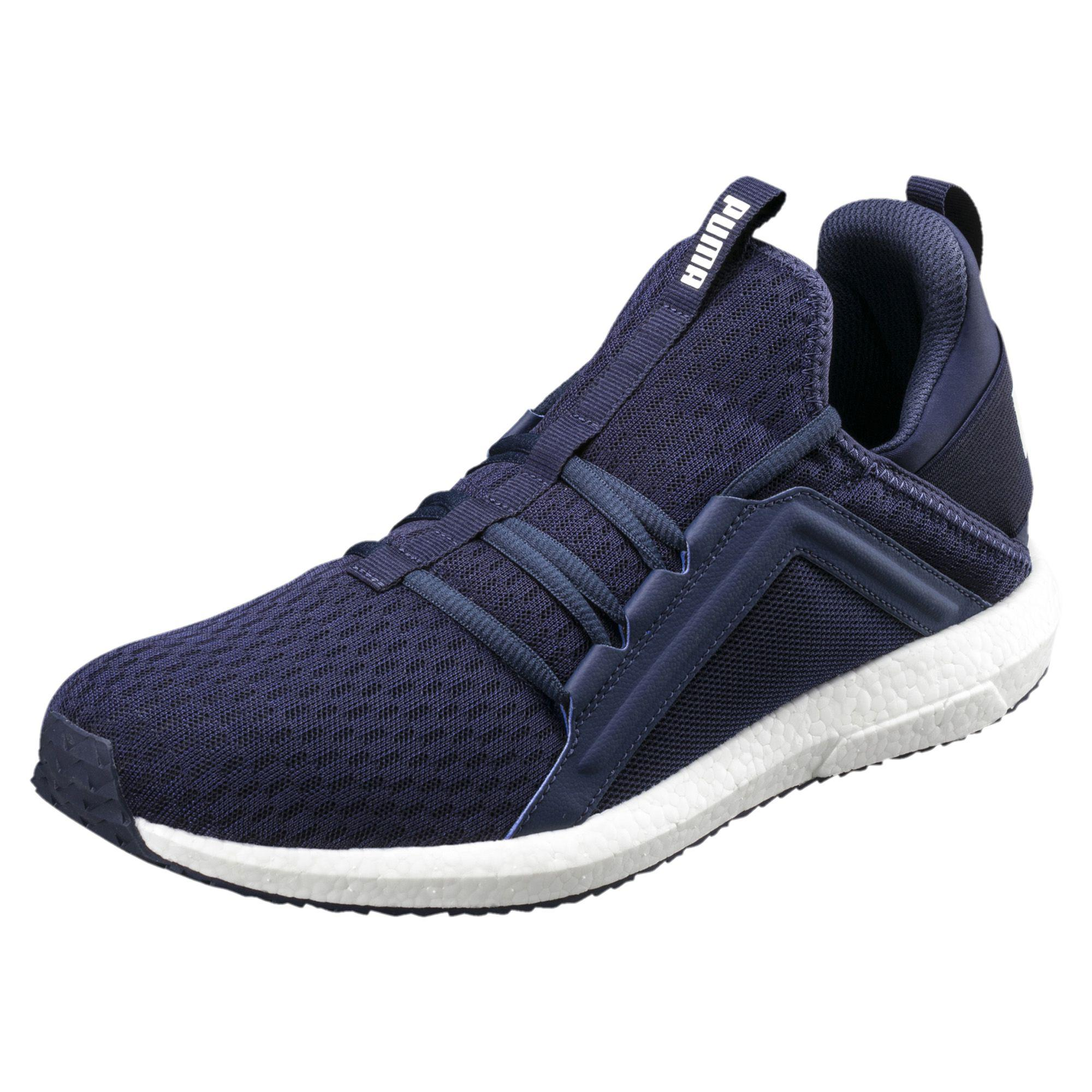 fda268a65e6be3 Lyst - Puma Mega Nrgy Men s Trainers in Blue for Men
