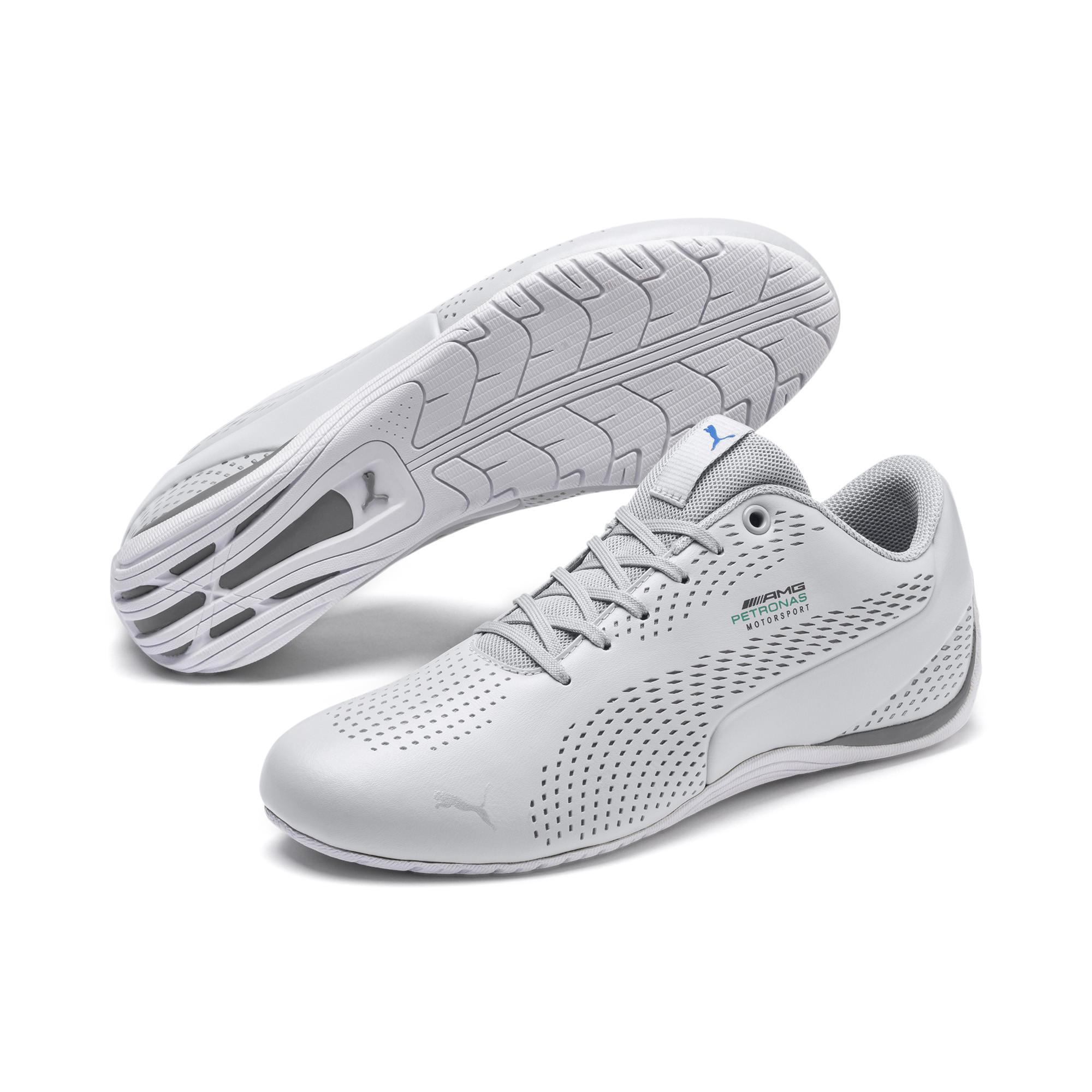 660d9bb9320e44 PUMA - White Mercedes Amg Petronas Drift Cat 5 Ultra Ii Shoes for Men -  Lyst. View fullscreen