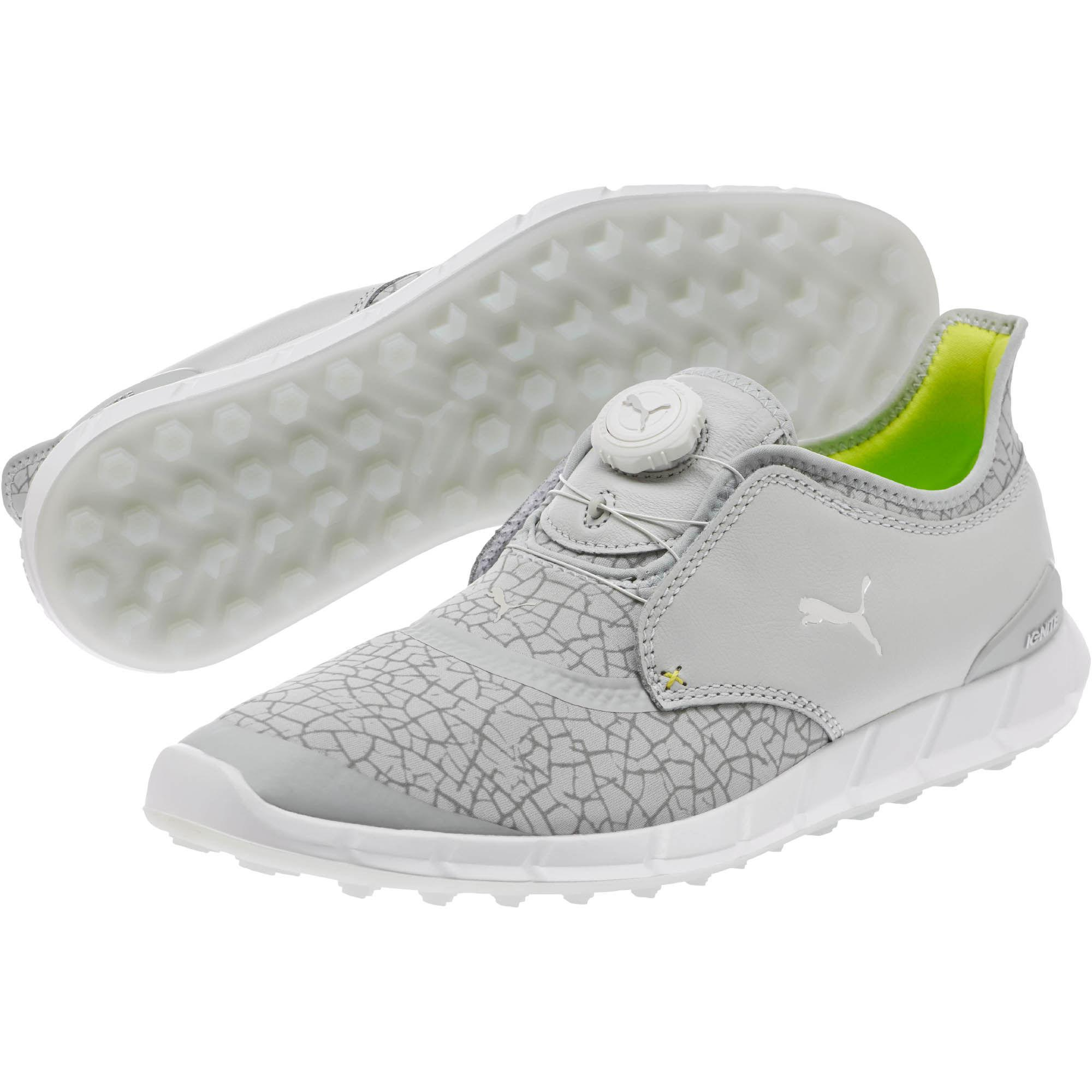 b358b3a697b Lyst - PUMA Ignite Disc Extreme Men s Golf Shoes in Gray for Men