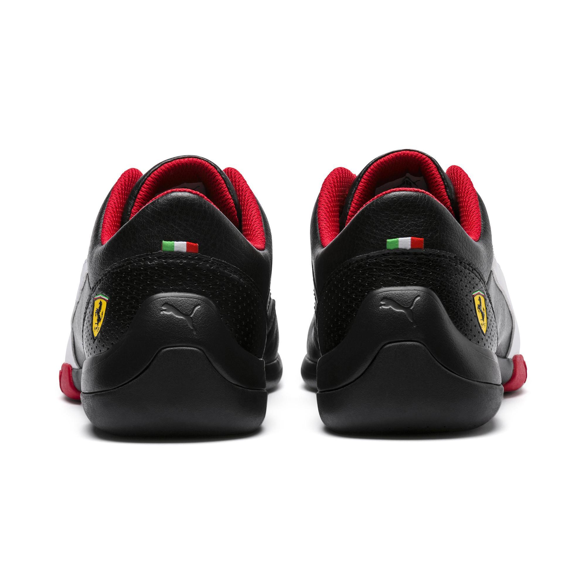 PUMA - Black Scuderia Ferrari Kart Cat Iii Sneakers for Men - Lyst. View  fullscreen 1fd7ad983