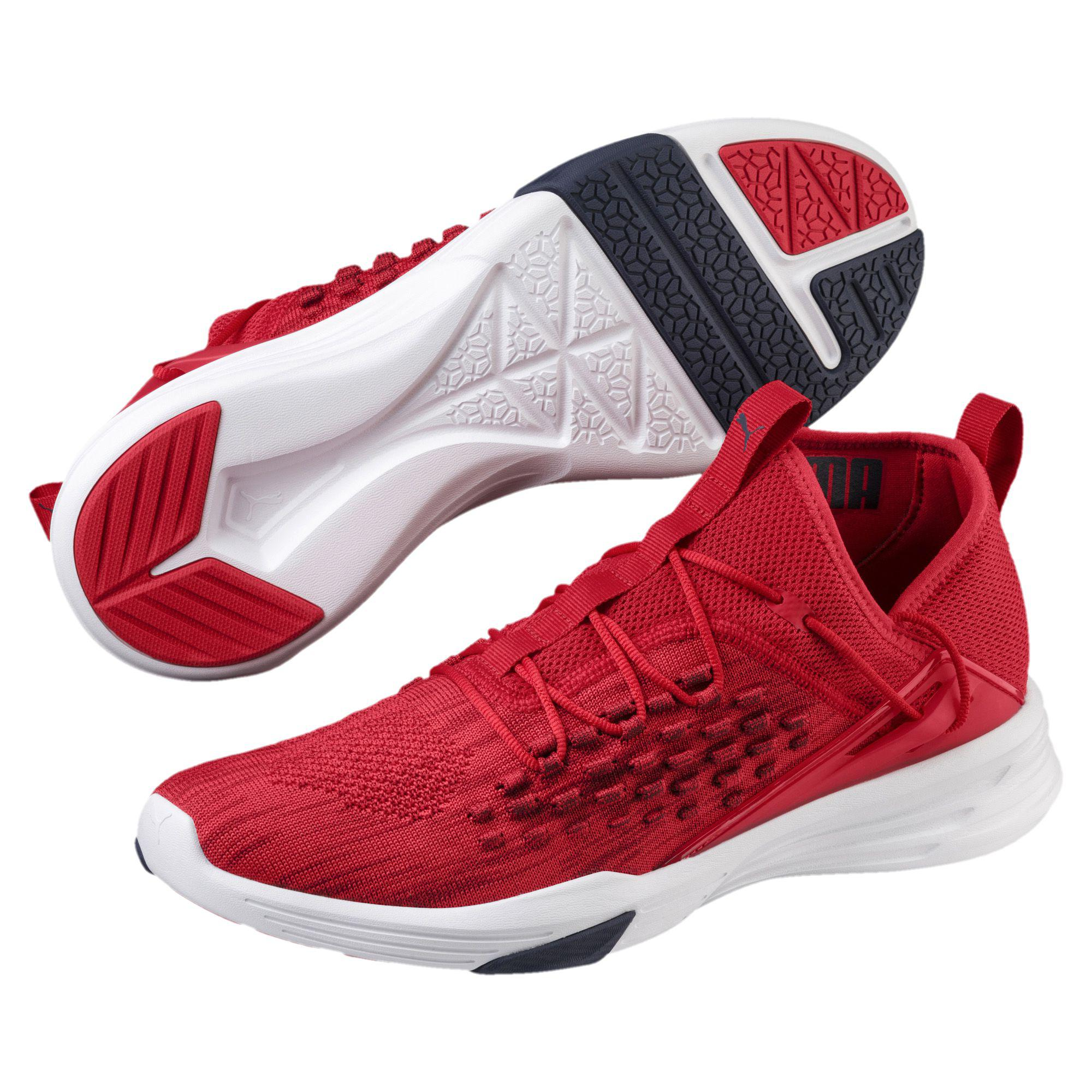 PUMA - Red Mantra Fusefit Men s Sneakers for Men - Lyst. View fullscreen 540387b5d