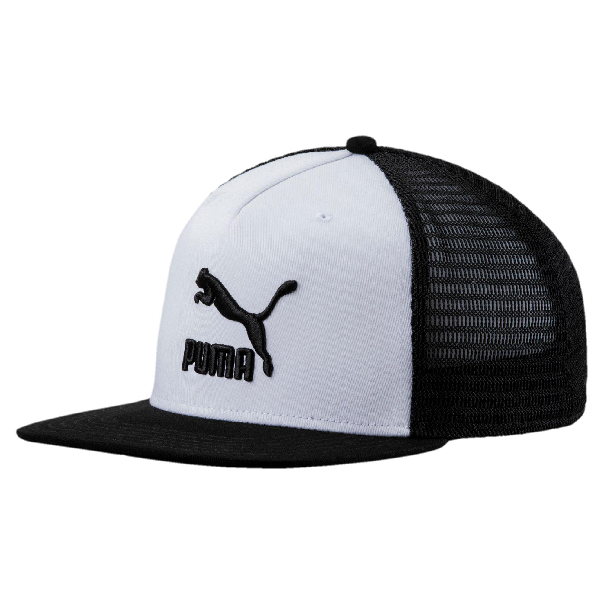 26584629db0 wholesale puma. mens black archive trucker hat 50869 31c30