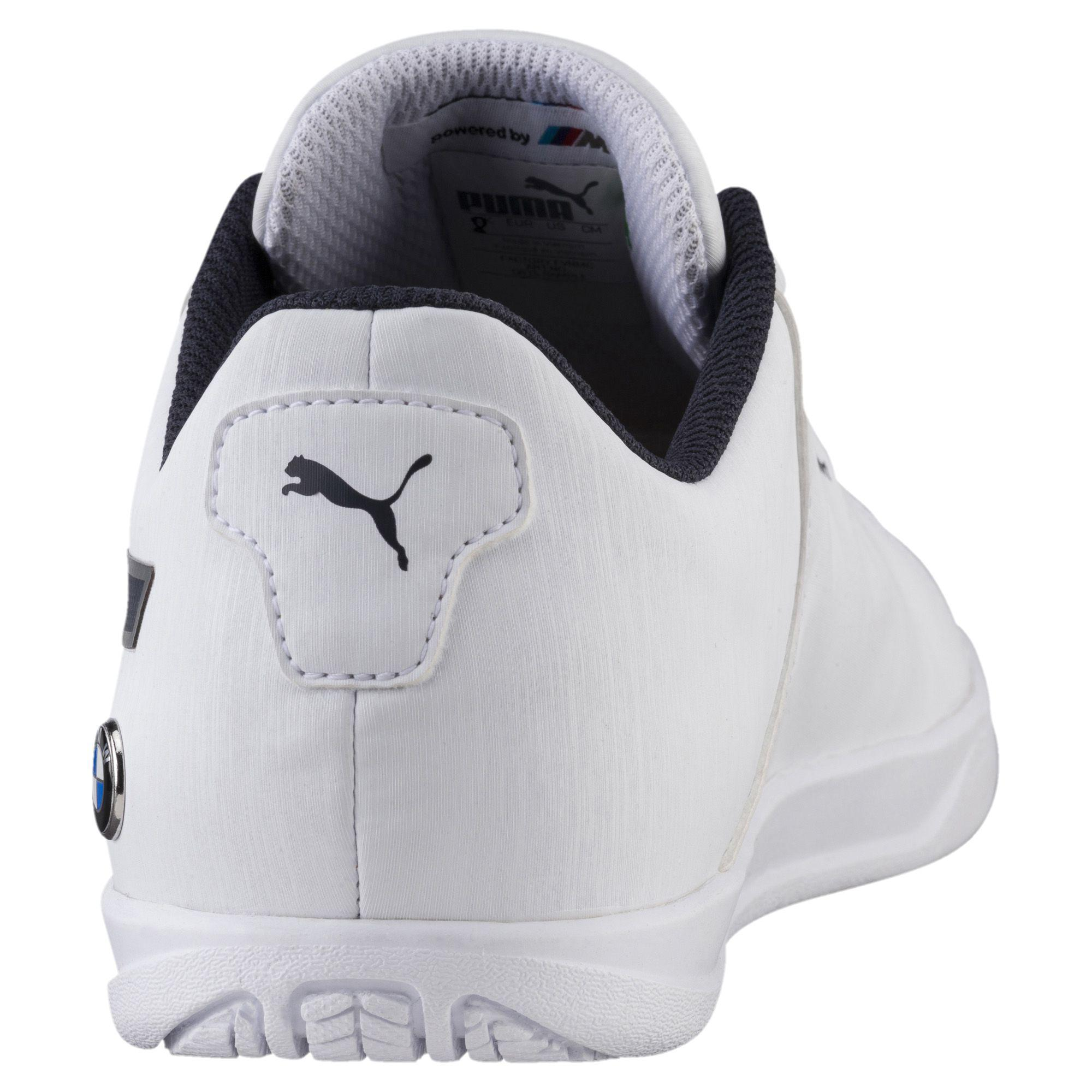 7355b1a5710d96 Lyst - PUMA Bmw Ms Court Men s Shoes in White for Men