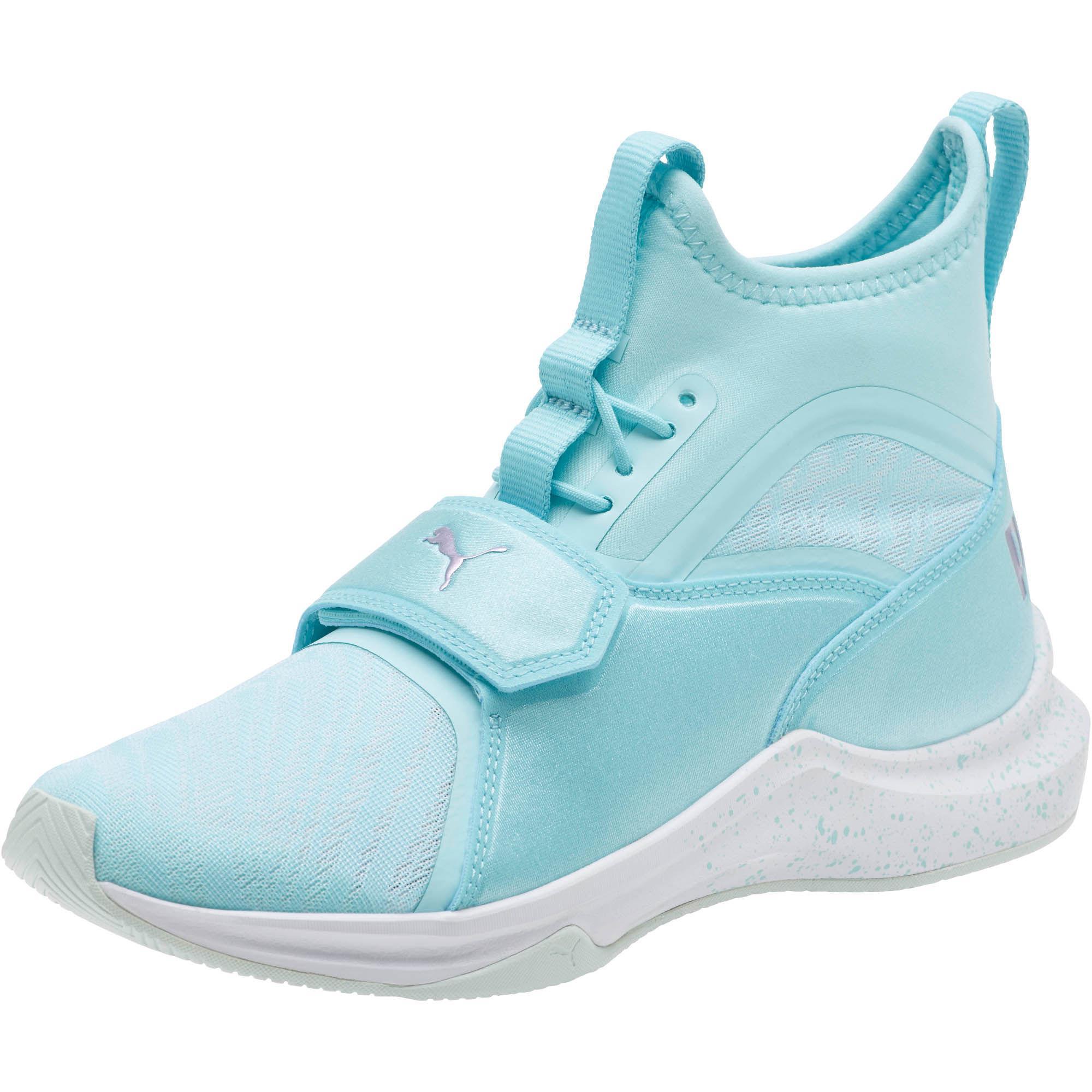 Lyst - PUMA Phenom Oceannaire Women s Training Shoes in Blue cb2bd4f62