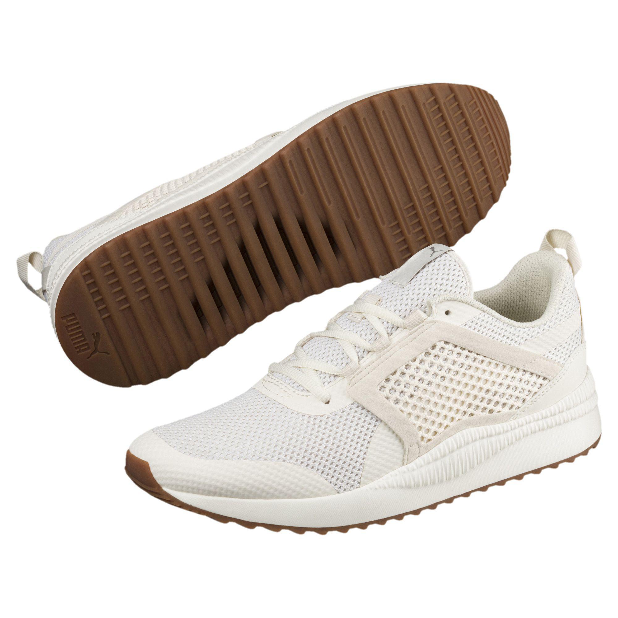Lyst Weiß Puma Pacer Next Net Sneakers in Weiß Lyst d0e444