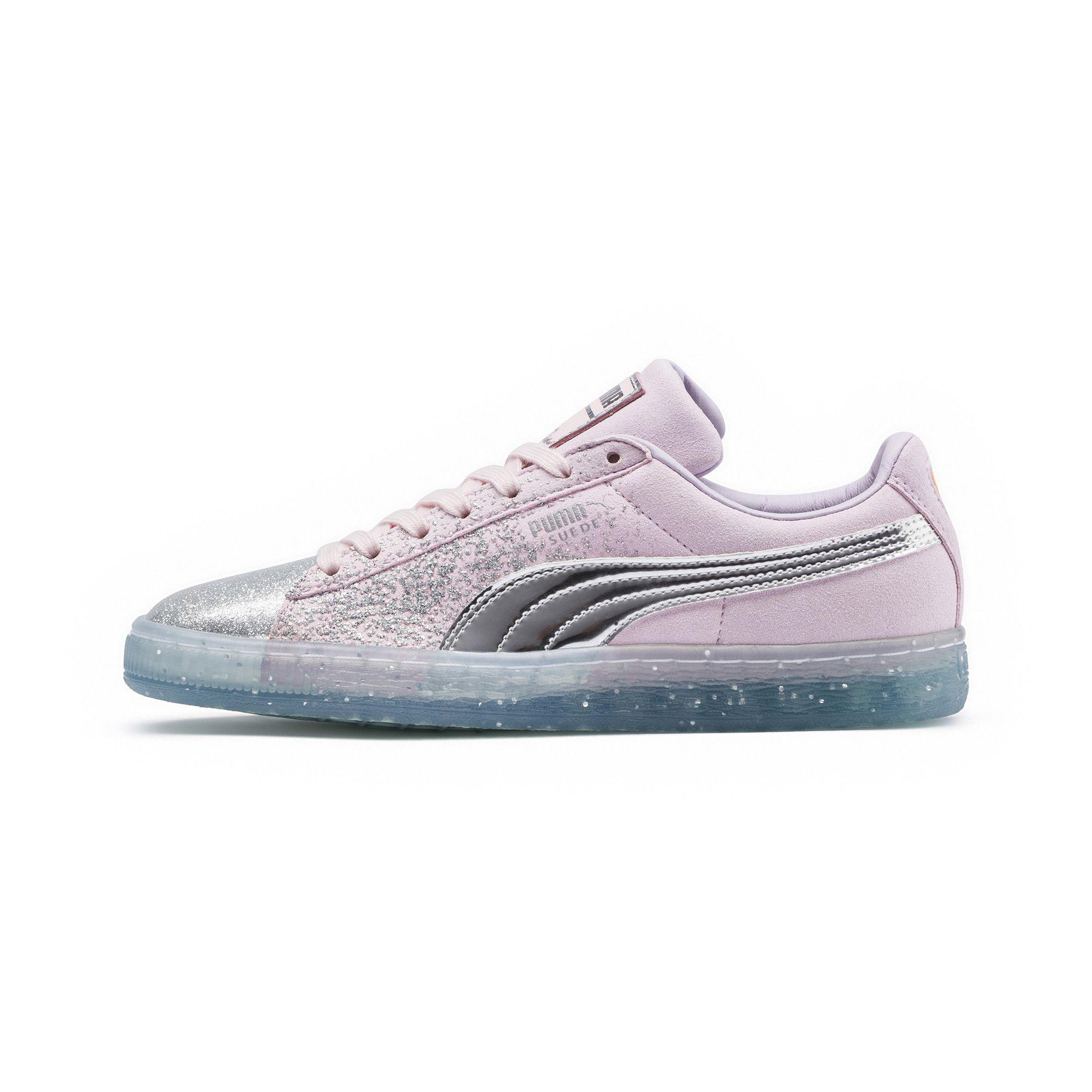 Puma Glitter platform Princess sneakers