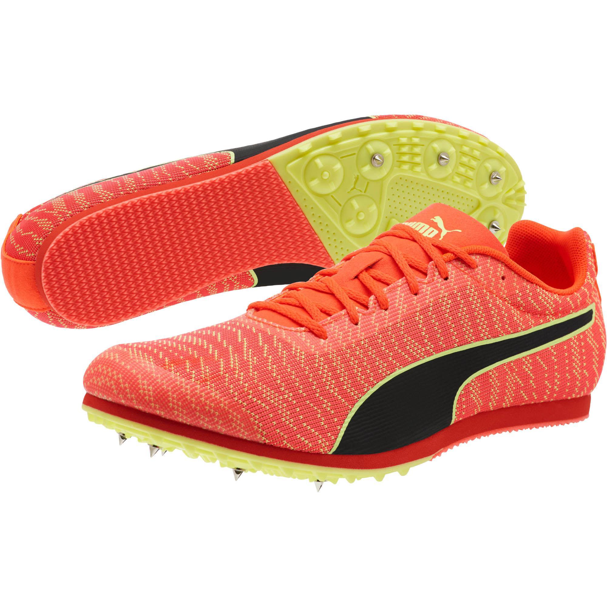 9d5e9f9c565f6b Lyst - PUMA Evospeed Star 6 Men s Track Spikes in Red for Men