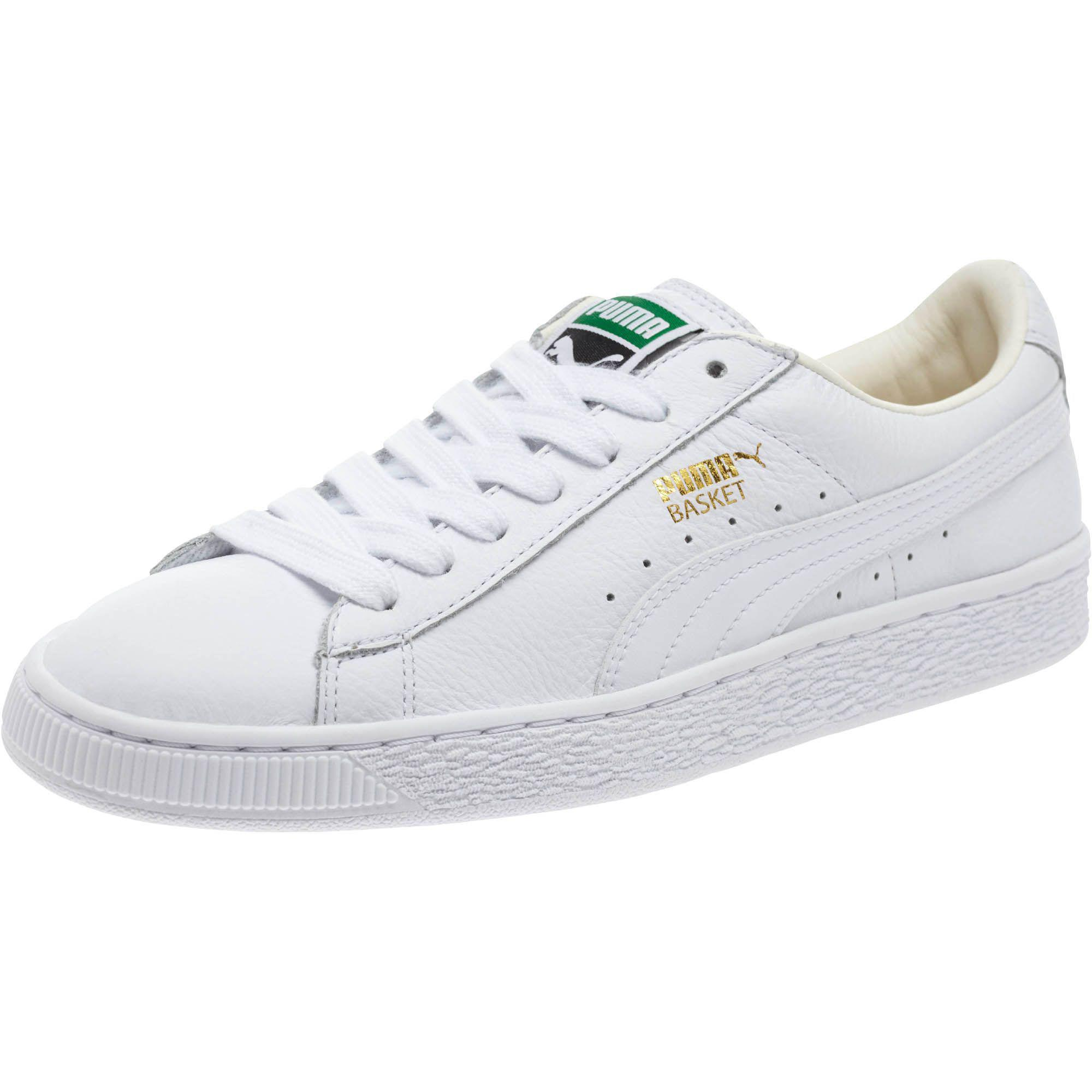 76ca04372975 Lyst - PUMA Basket Classic Lifestyle Women s Sneakers in White