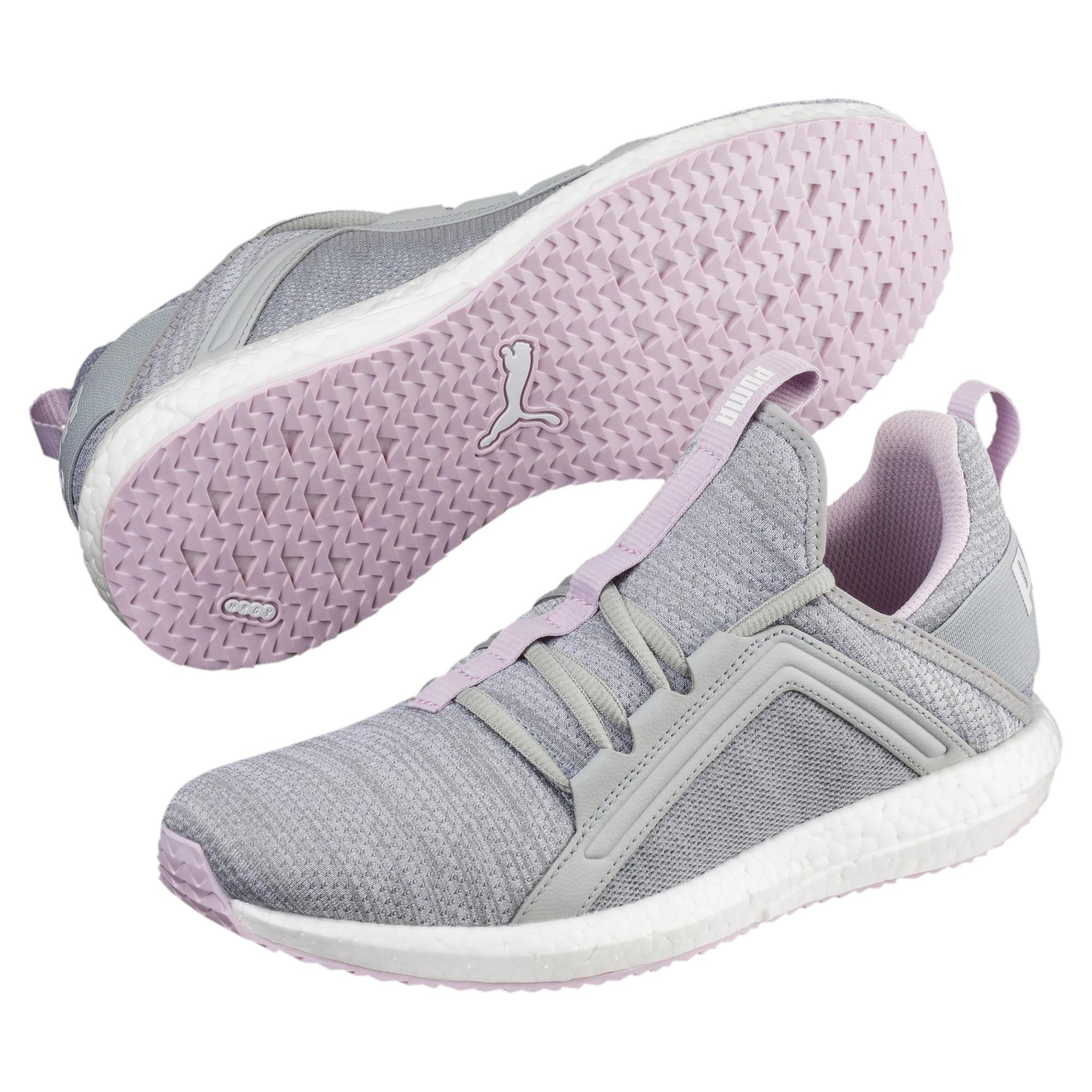 PUMA - Multicolor Mega Nrgy Heather Knit Women s Running Shoes - Lyst. View  fullscreen 02ceac709