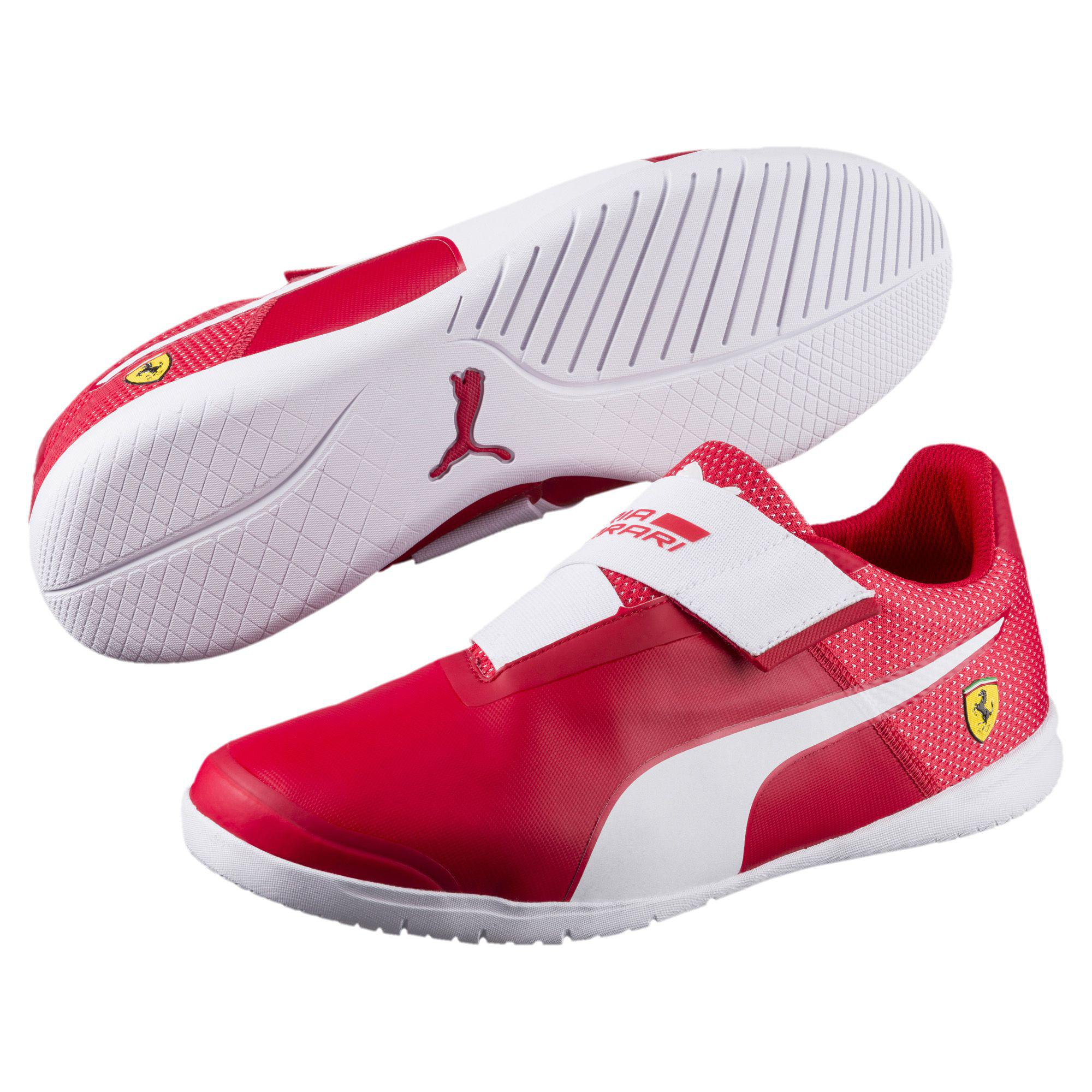 471dbef2c7b359 Lyst - PUMA Ferrari Changer Ignite Strap Men s Shoes in Red for Men