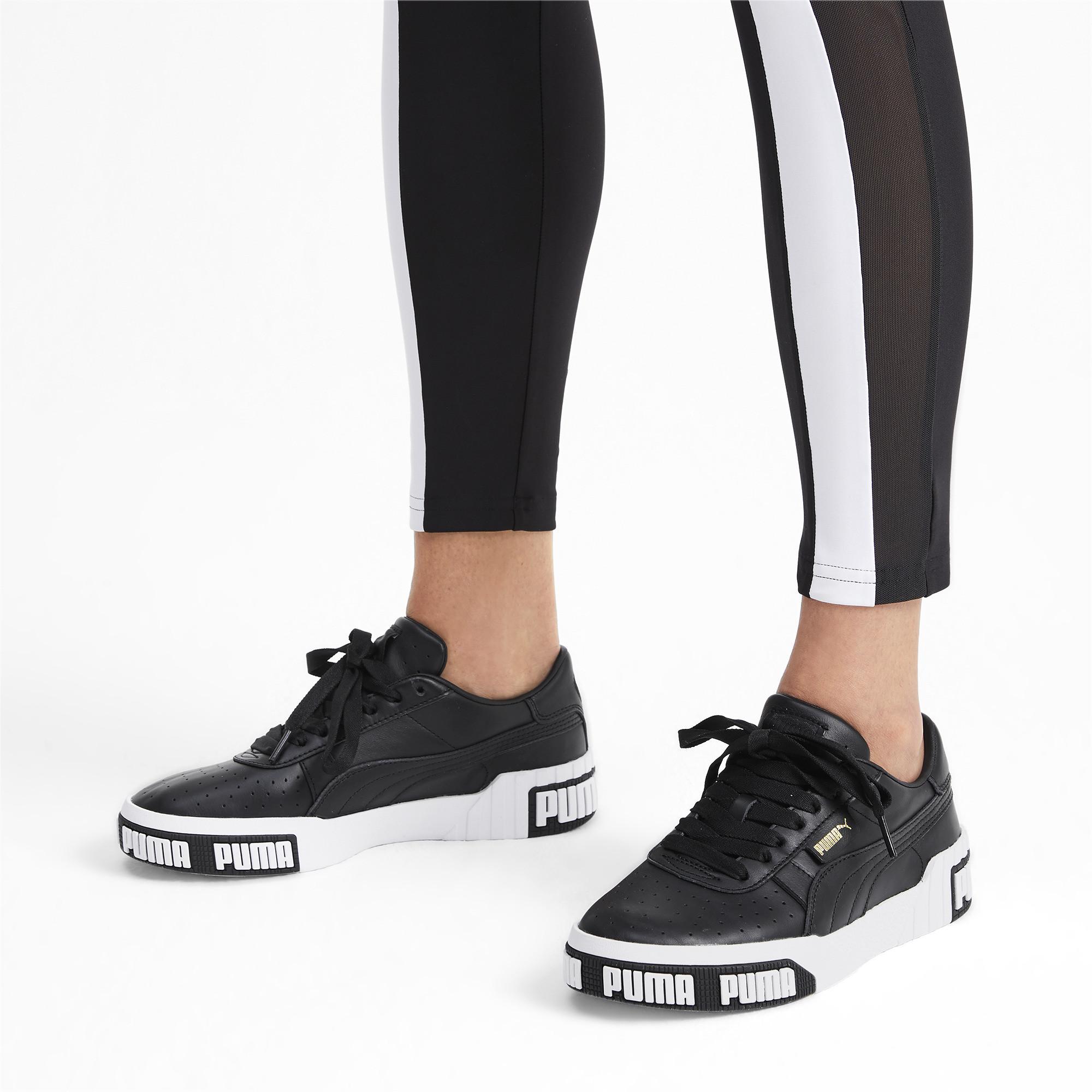 0ba886af53 PUMA - Metallic Cali Bold Women's Sneakers - Lyst. View fullscreen