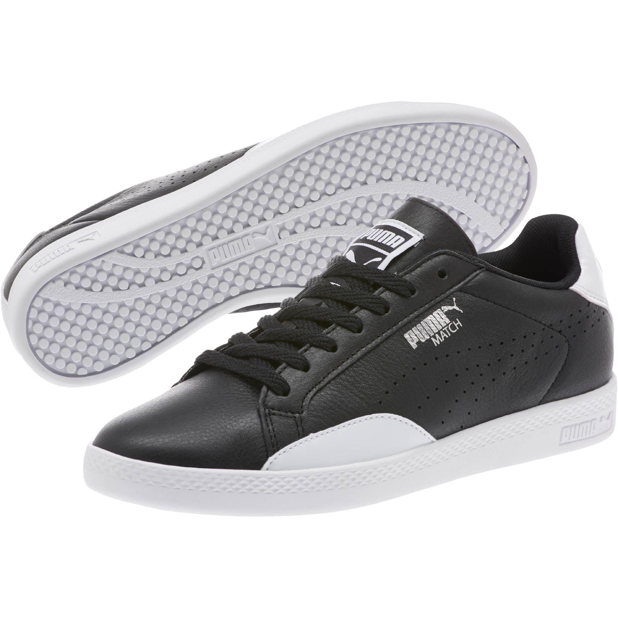 3dcdee6b401 Lyst - Puma Match Women s Sneakers in Black