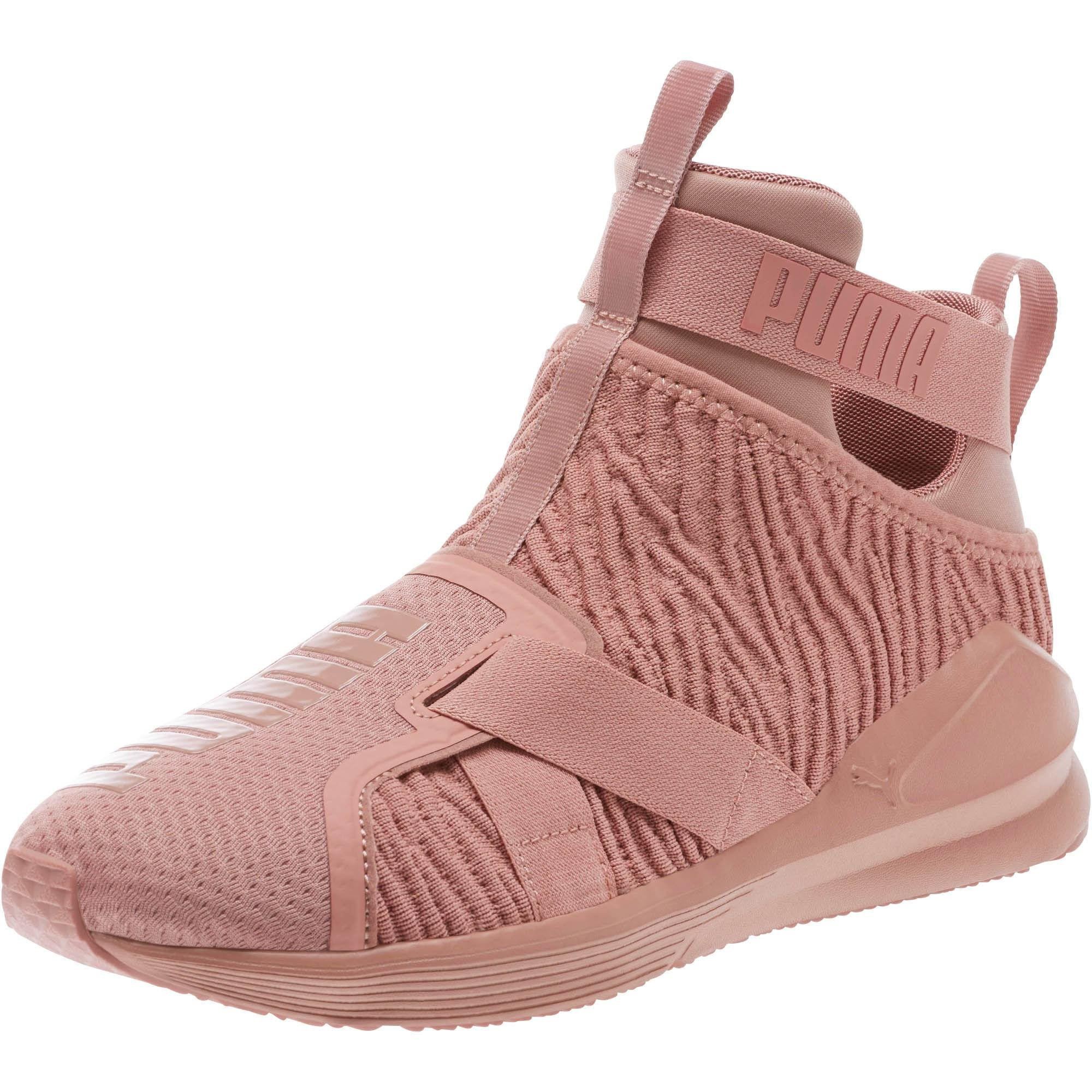 Lyst - PUMA Fierce Strap Hypernature Women s Training Shoes in Brown 798d506a5