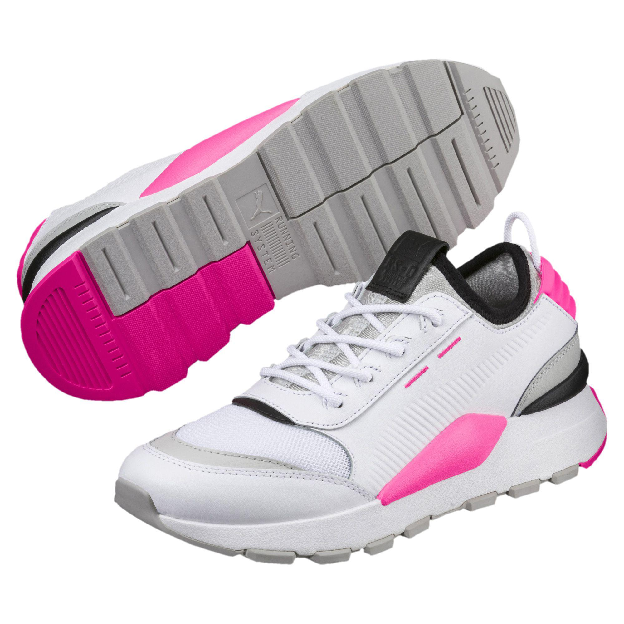 2a552f3485e PUMA - Pink Evolution Rs-0 Sound Casual Trainers - Lyst. View fullscreen