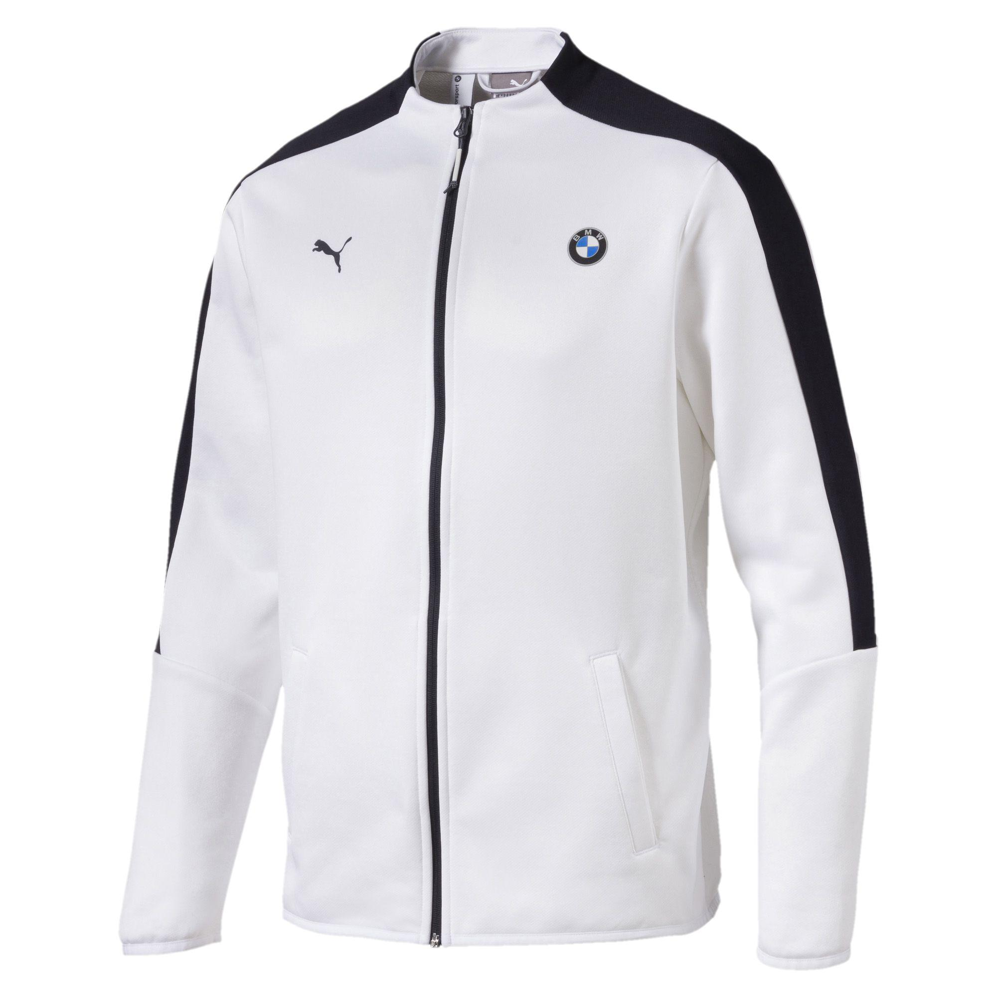 71528e9c9aa9 Lyst Jacket Puma In Track White Men Bmw Men s Motorsport For T7 rBnrS7wqY