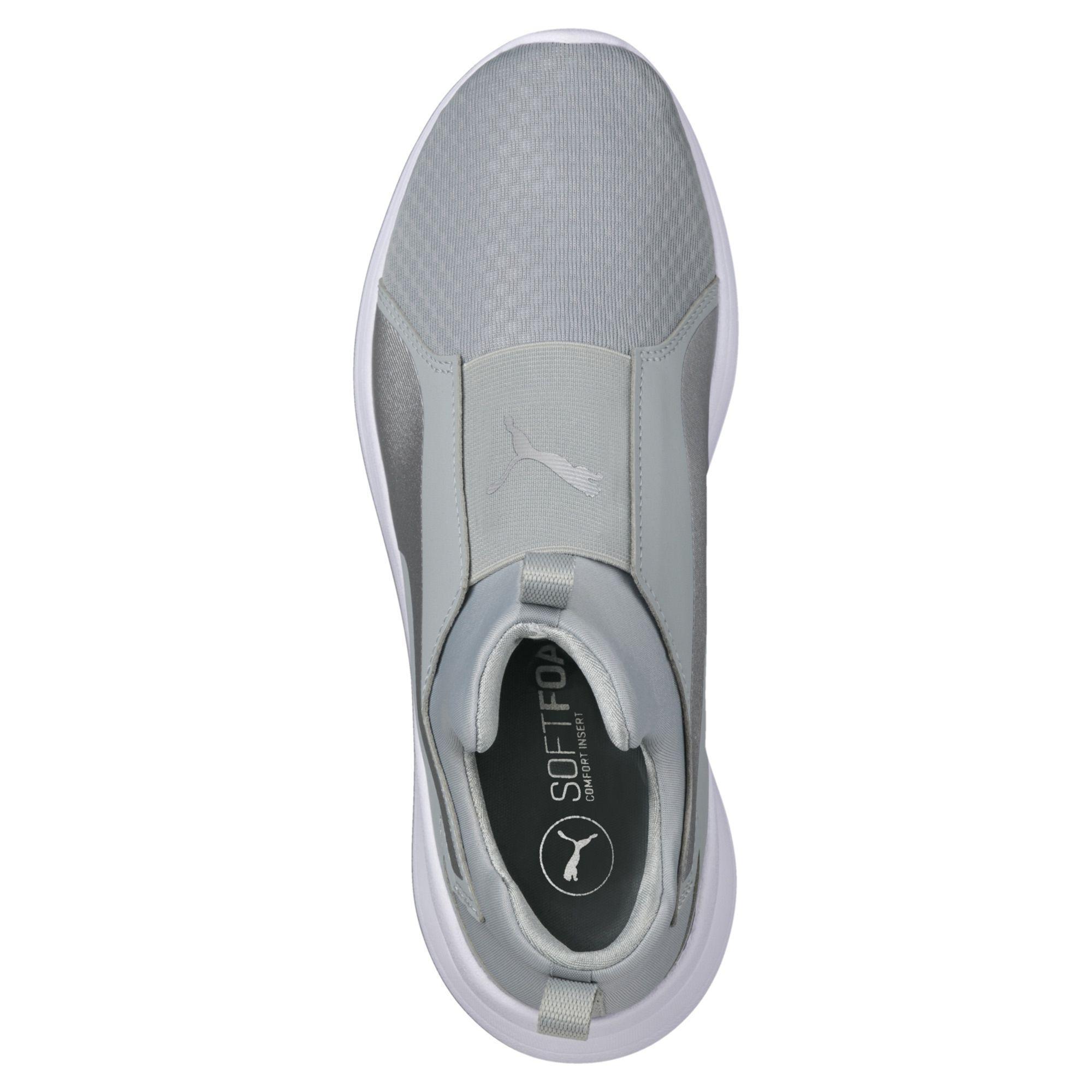 757d6438c46 Lyst - PUMA Rebel Mid Women s Training Shoes