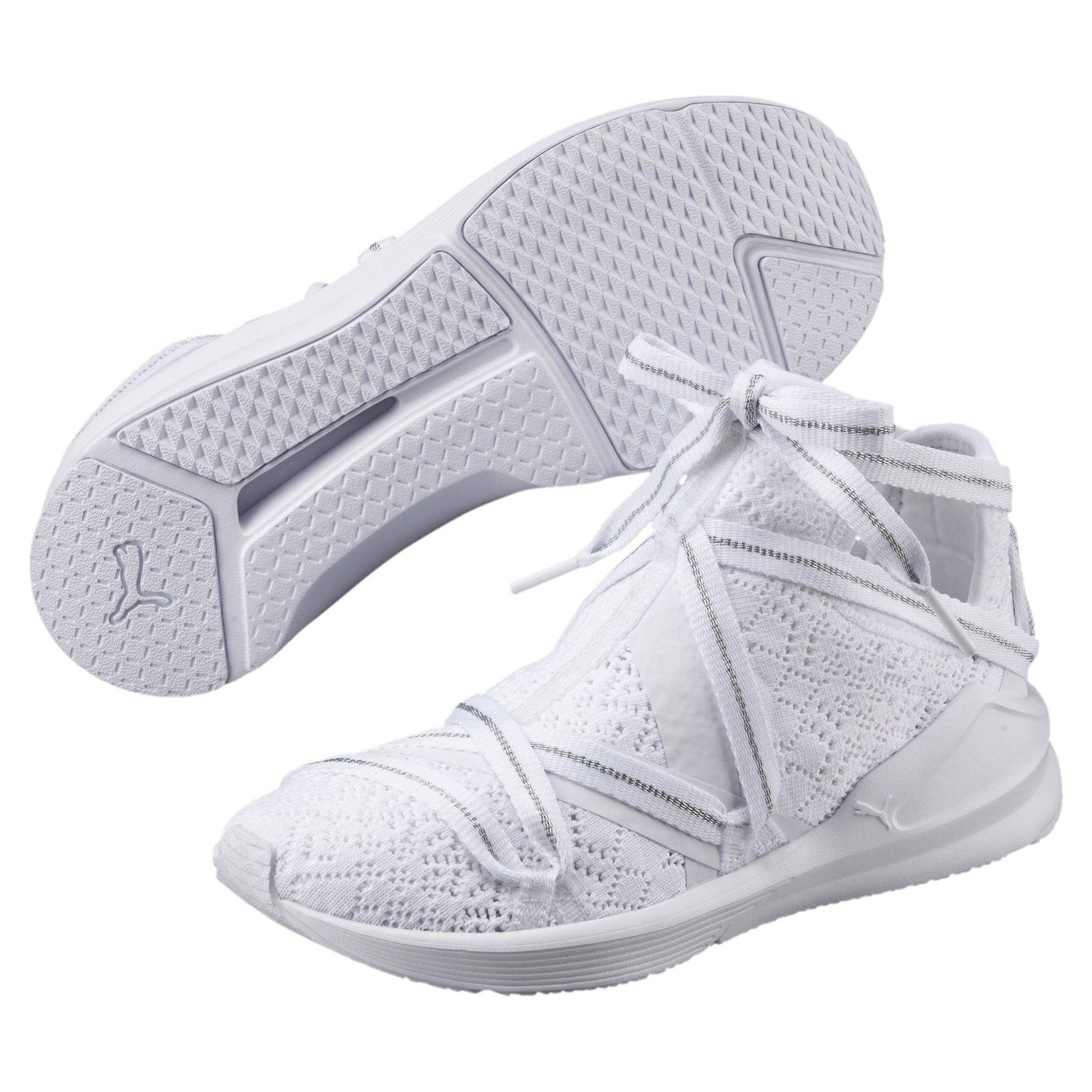 Lyst - PUMA Fierce Rope Ep Women s Training Shoes in White d476c0ddf