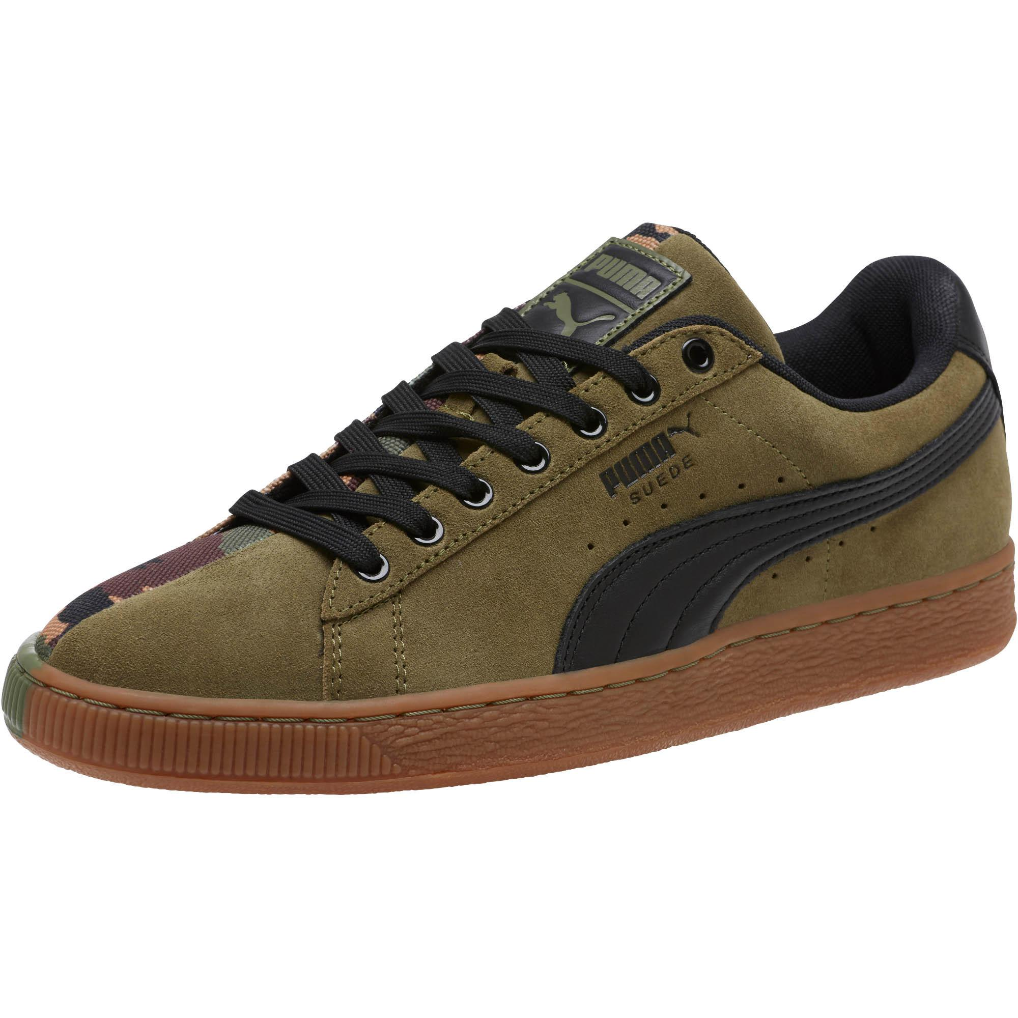 171f2c9f659 Lyst - PUMA Suede Sp Sneakers in Black for Men