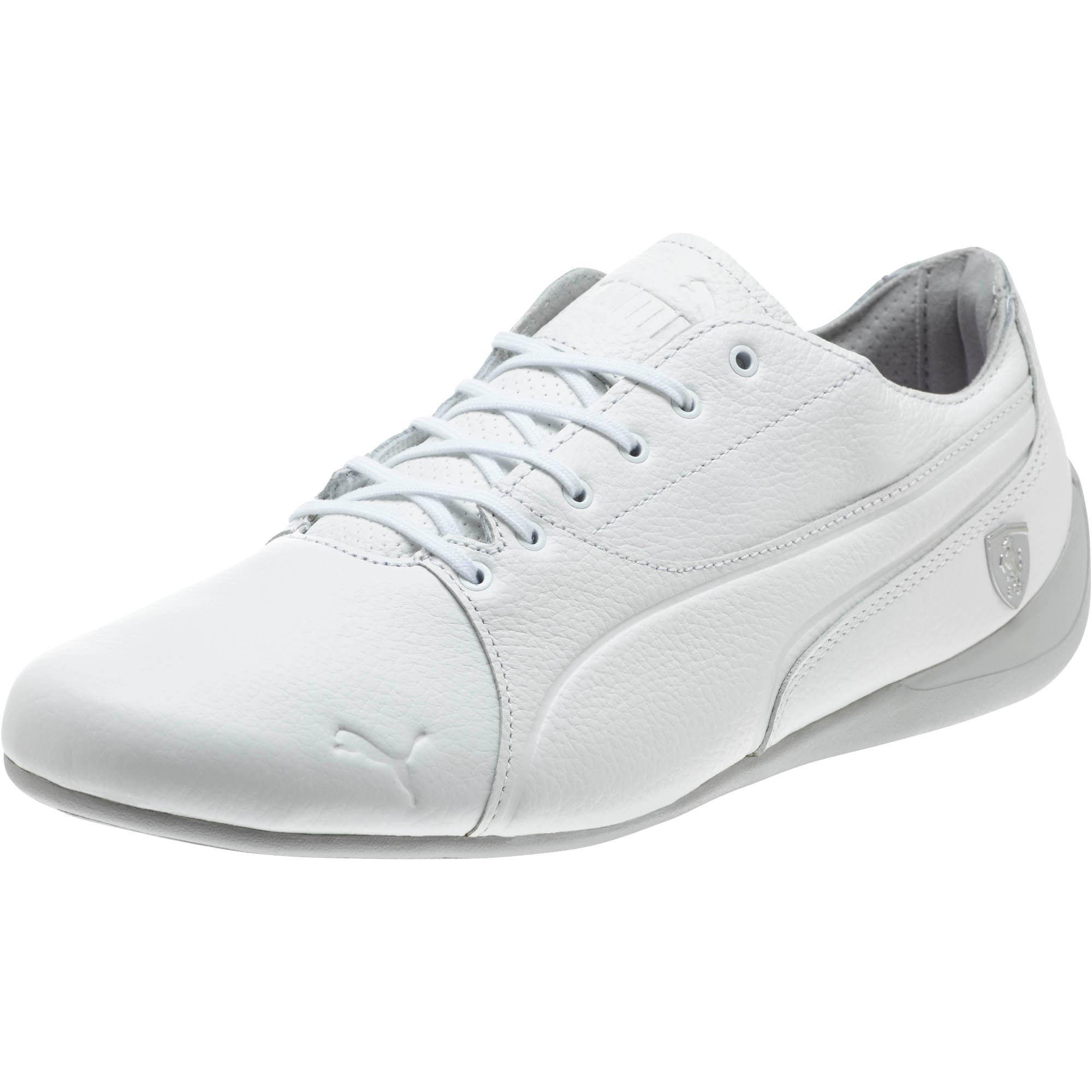 e3235573d7b9d9 Lyst - PUMA Ferrari Drift Cat 7 Ls White Shoes in White for Men