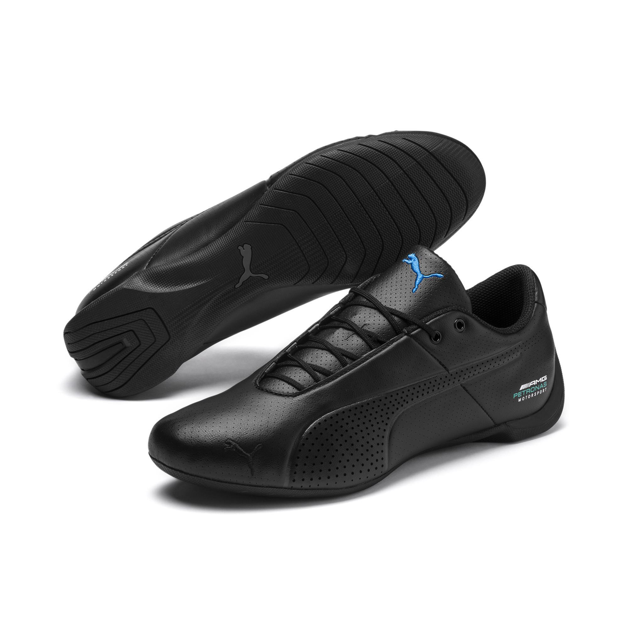 d003f26f4055db Lyst - PUMA Mercedes Amg Petronas Future Cat Ultra Sneakers in Black ...