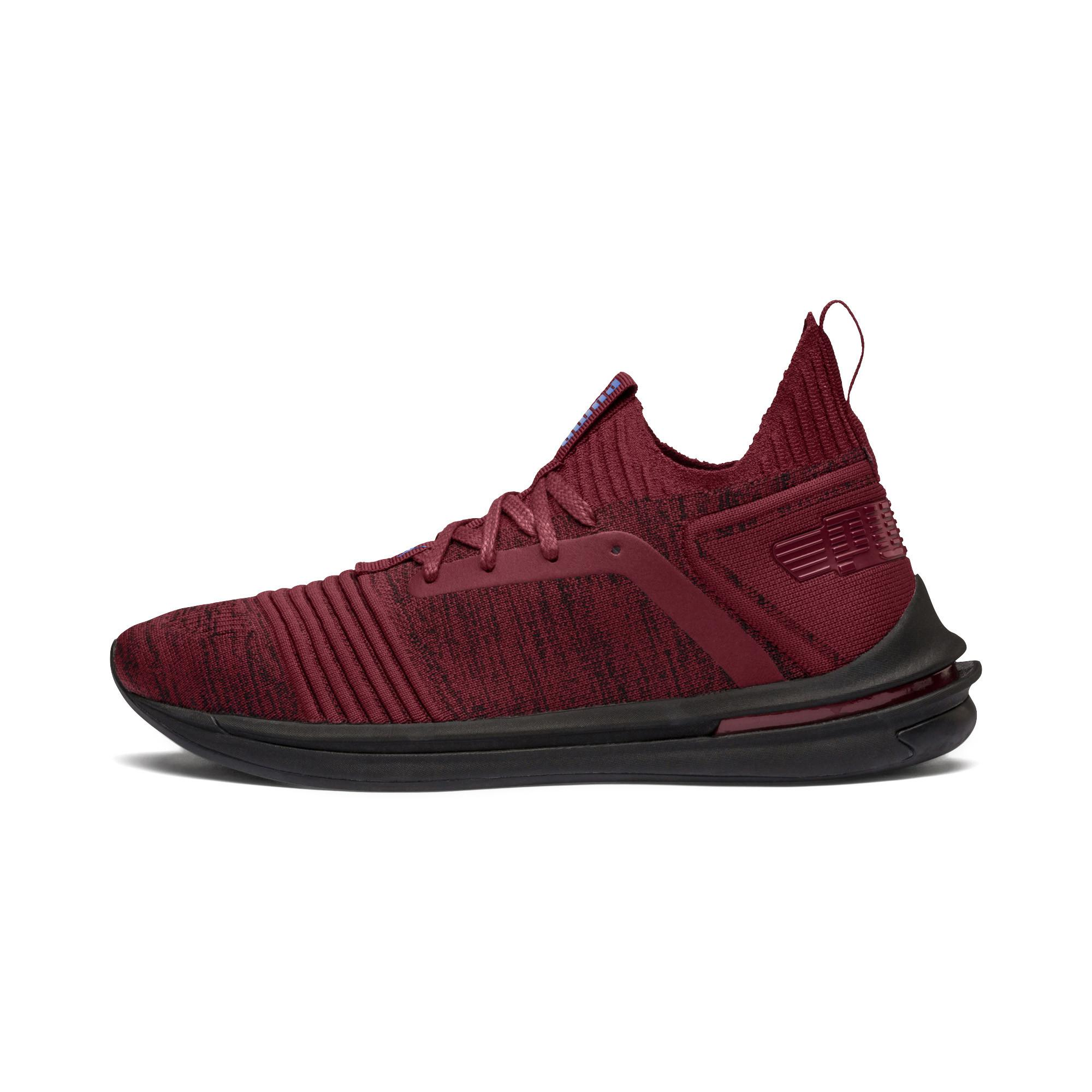 d7c2fa35640a Lyst - PUMA Ignite Limitless Sr Evoknit Men s Sneakers in Red for Men