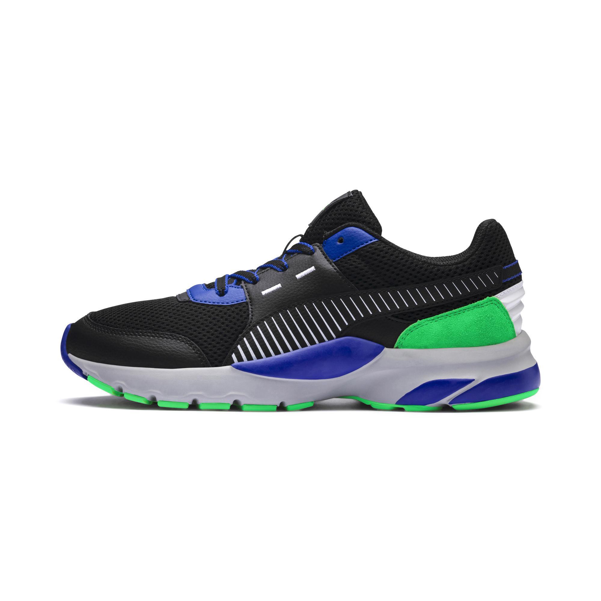 88ef65c7195a PUMA Multicolor Future Runner Premium Sneakers for men. View fullscreen