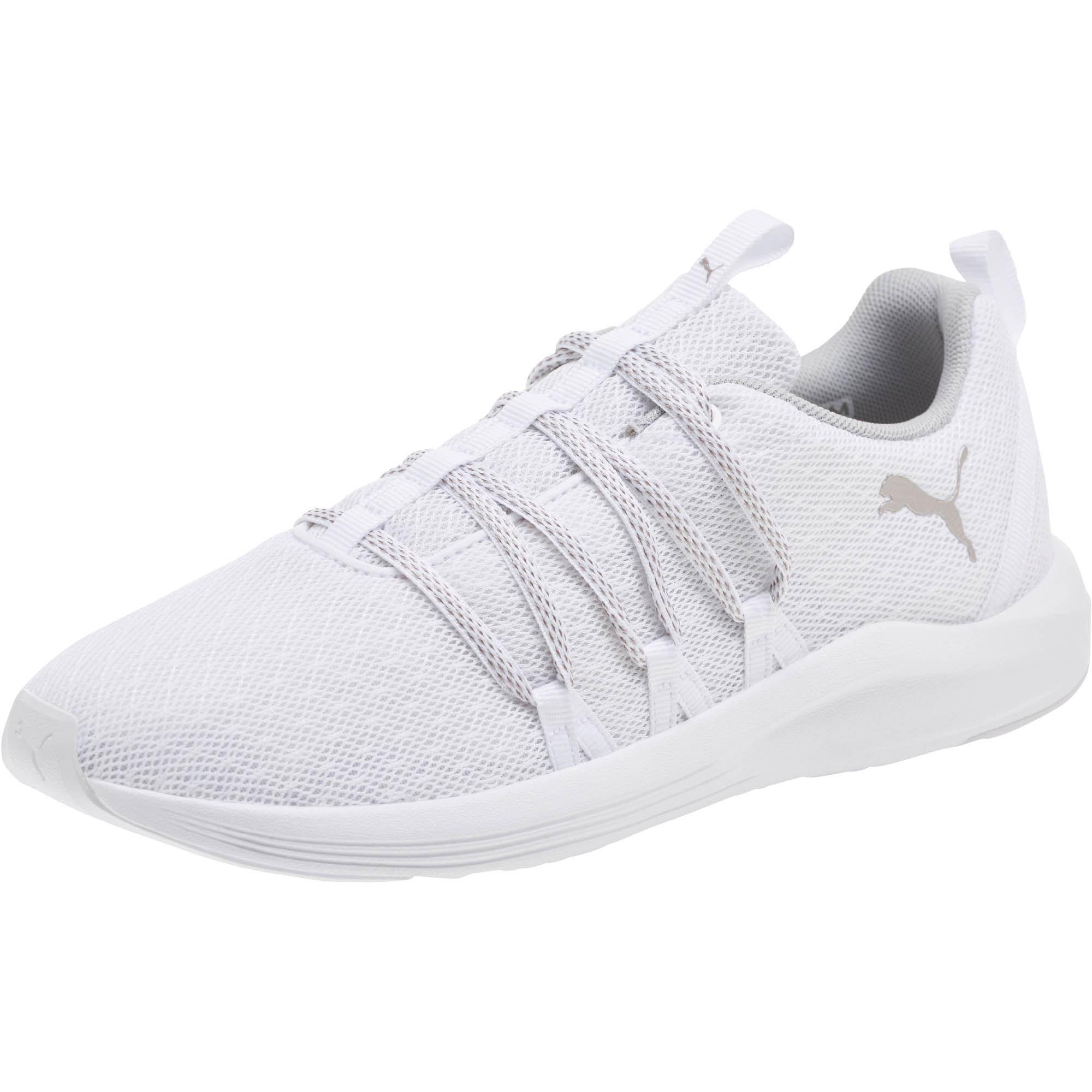 Lyst - PUMA Prowl Alt Knit Mesh Women s Running Shoes in White cd5a882d1