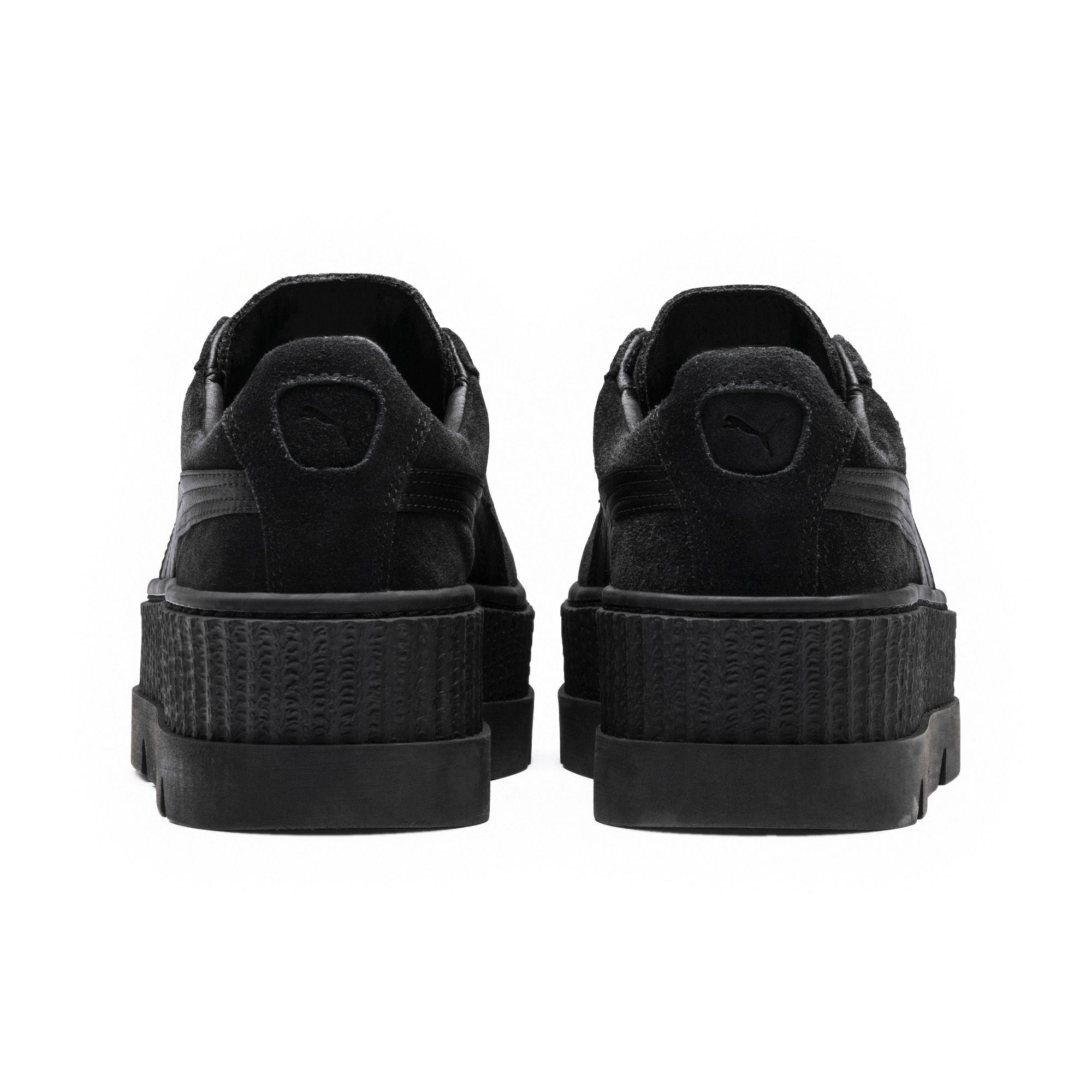 Lyst - PUMA Fenty Suede Cleated Creeper Men s in Black for Men 543c36f0a
